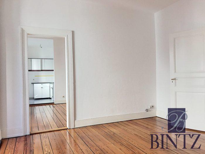 BEAU 3 PIÈCES PROCHE PETITE FRANCE - Devenez locataire en toute sérénité - Bintz Immobilier
