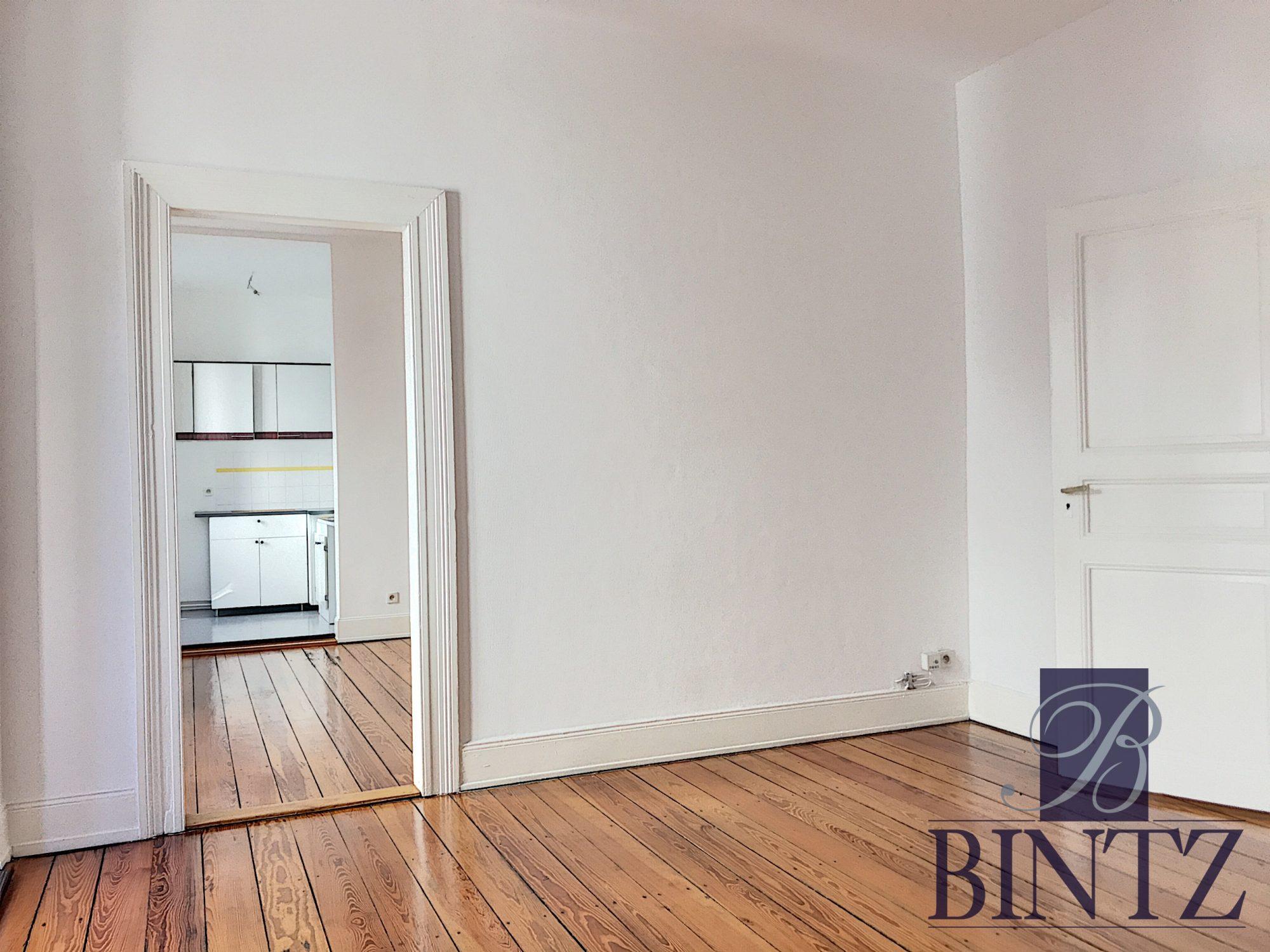 BEAU 3 PIÈCES PROCHE PETITE FRANCE - Devenez locataire en toute sérénité - Bintz Immobilier - 1