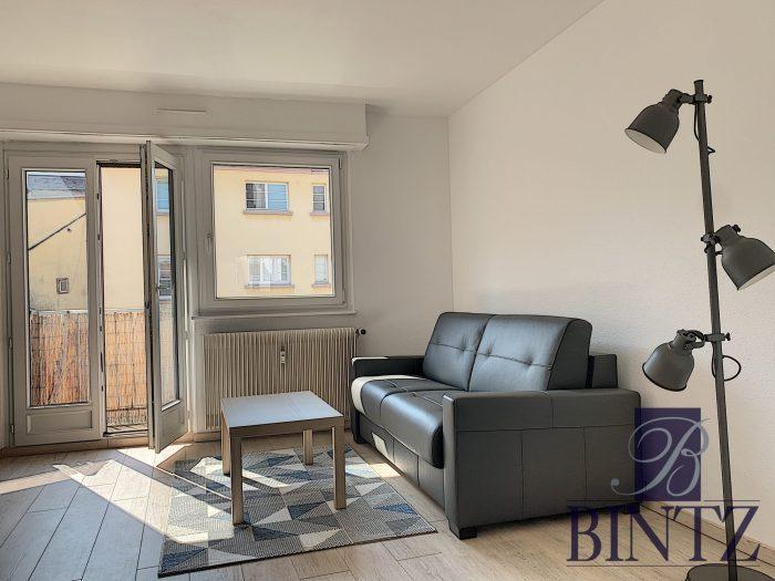 2 PIECES MEUBLE HYPER CENTRE - Devenez locataire en toute sérénité - Bintz Immobilier