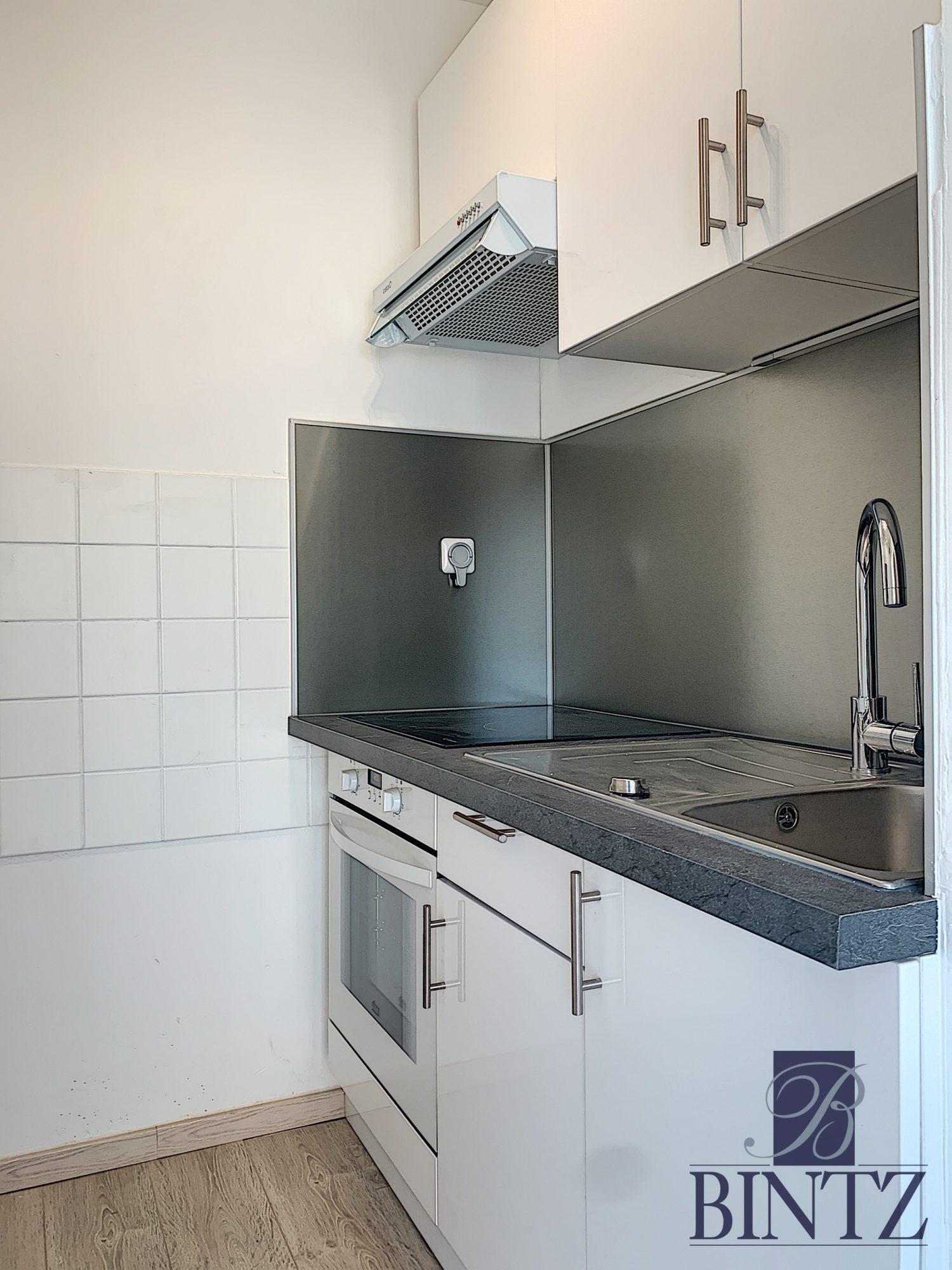 2 PIECES MEUBLE HYPER CENTRE - Devenez locataire en toute sérénité - Bintz Immobilier - 5