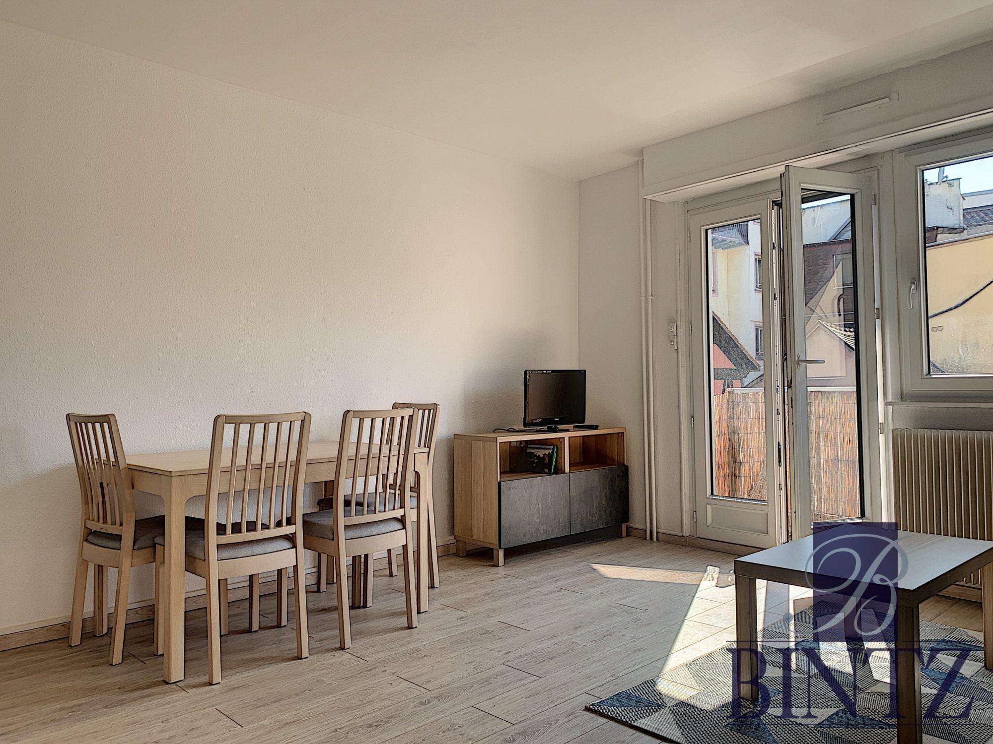 2 PIECES MEUBLE HYPER CENTRE - Devenez locataire en toute sérénité - Bintz Immobilier - 4