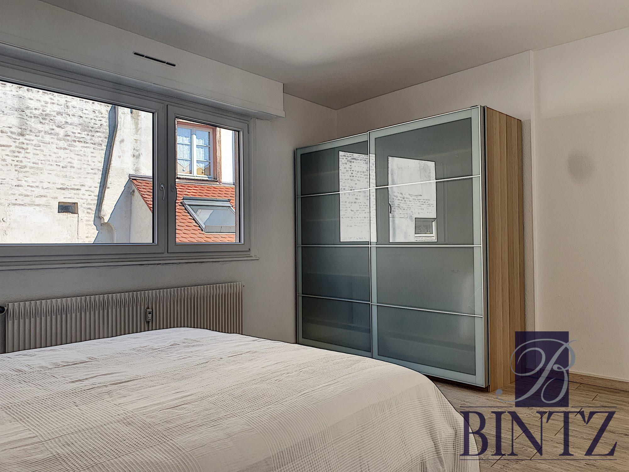 2 PIECES MEUBLE HYPER CENTRE - Devenez locataire en toute sérénité - Bintz Immobilier - 9