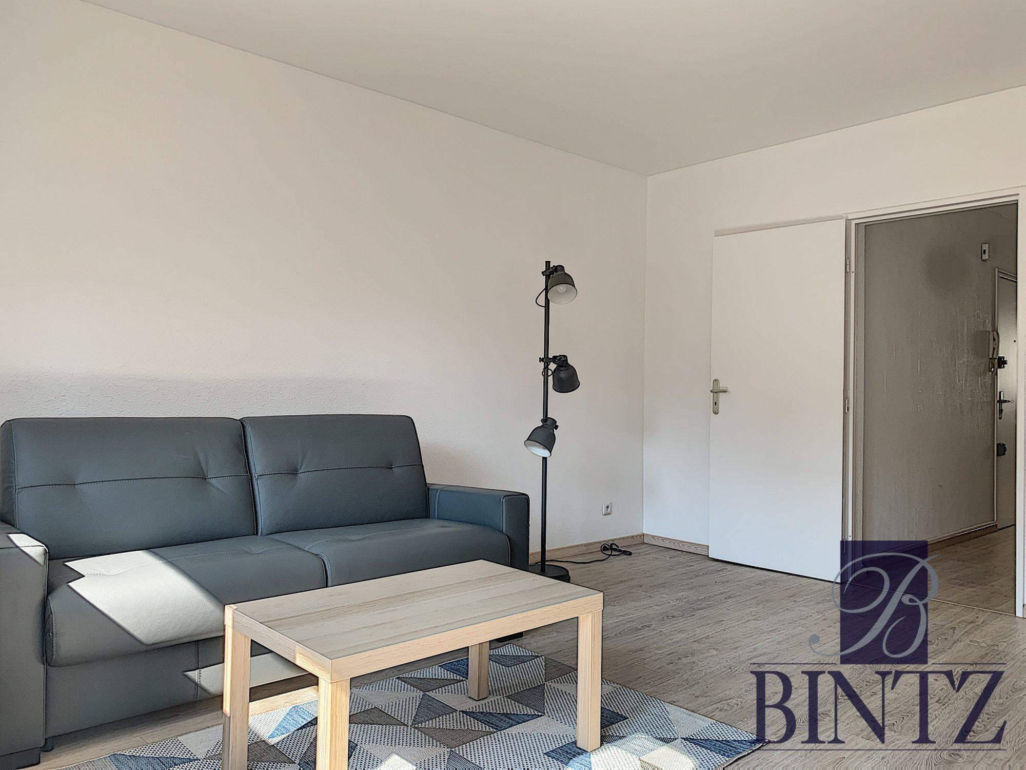 2 PIECES MEUBLE HYPER CENTRE - Devenez locataire en toute sérénité - Bintz Immobilier - 3
