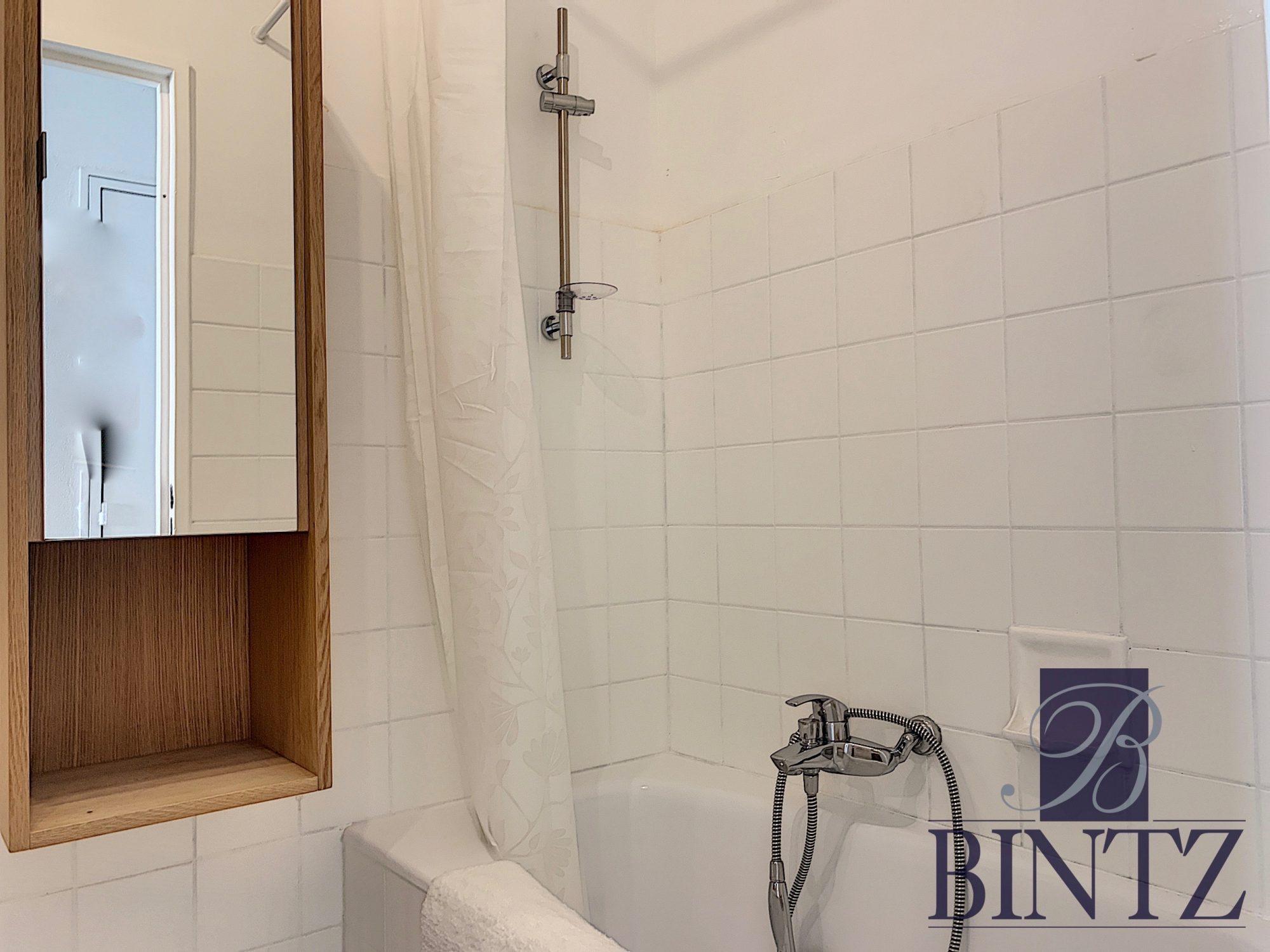 2 PIECES MEUBLE HYPER CENTRE - Devenez locataire en toute sérénité - Bintz Immobilier - 6