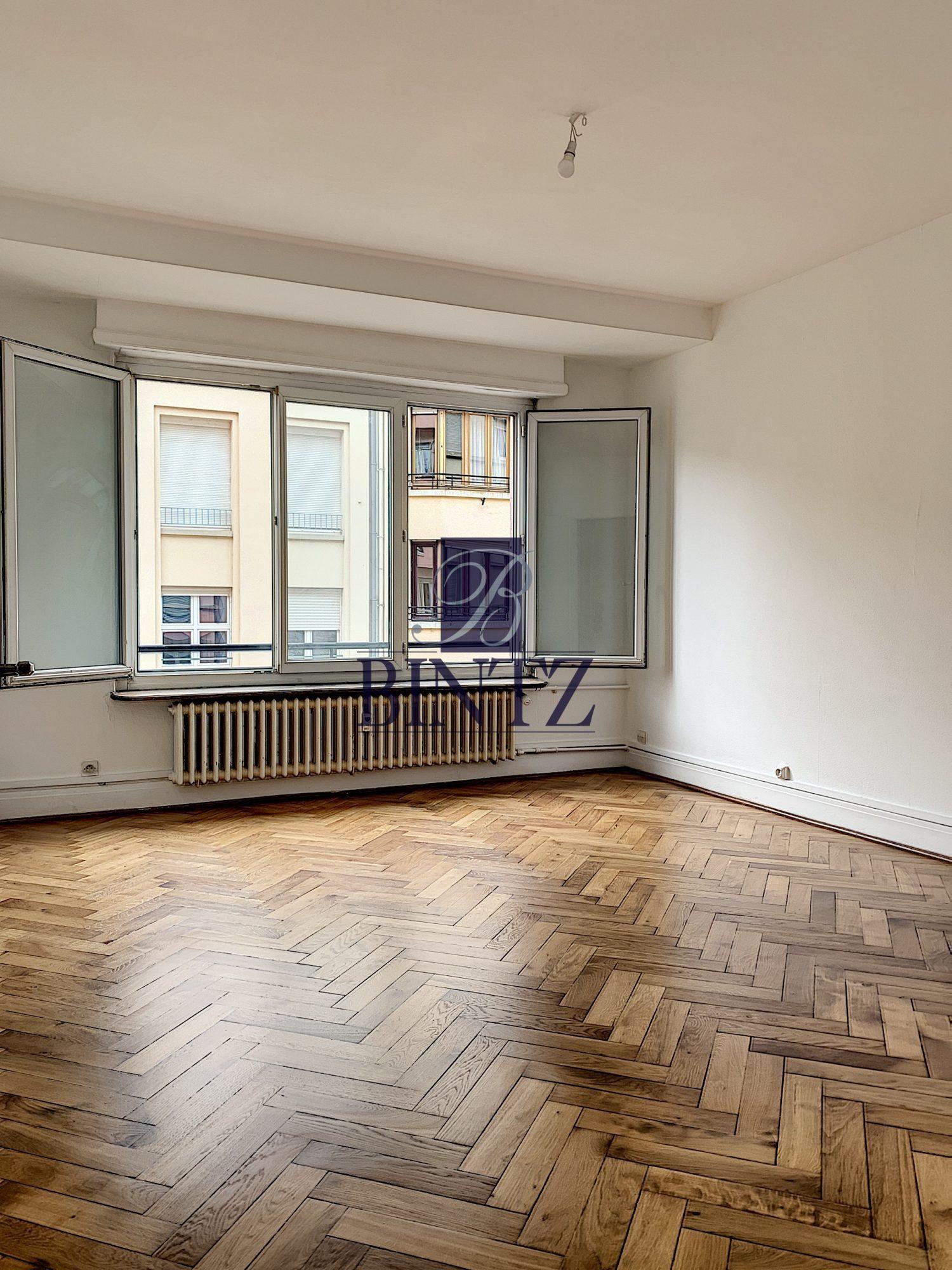 T1 AVEC BALCON KRUTENAU - Devenez locataire en toute sérénité - Bintz Immobilier - 4