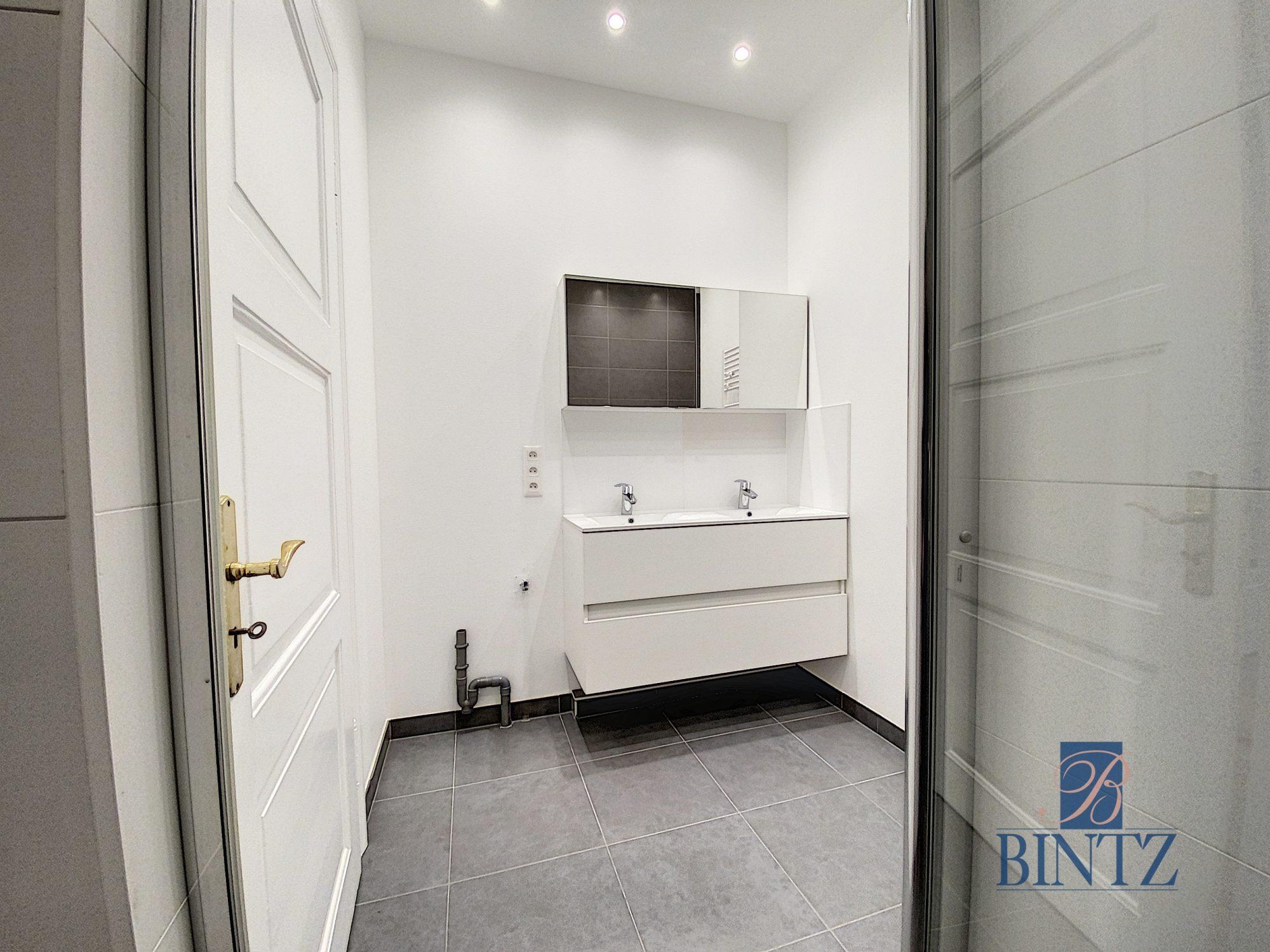 SUPERBE 4 PIECES ENTRE JARDIN BOTANIQUE ET ORANGERIE - Devenez locataire en toute sérénité - Bintz Immobilier - 10