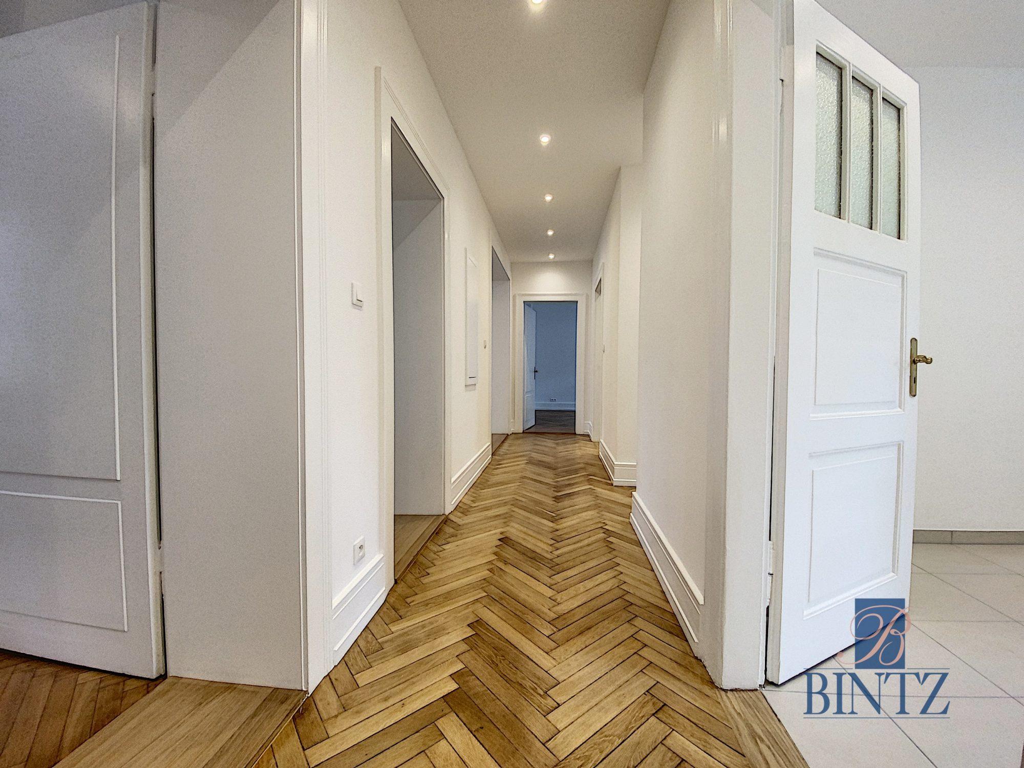 SUPERBE 4 PIECES ENTRE JARDIN BOTANIQUE ET ORANGERIE - Devenez locataire en toute sérénité - Bintz Immobilier - 15