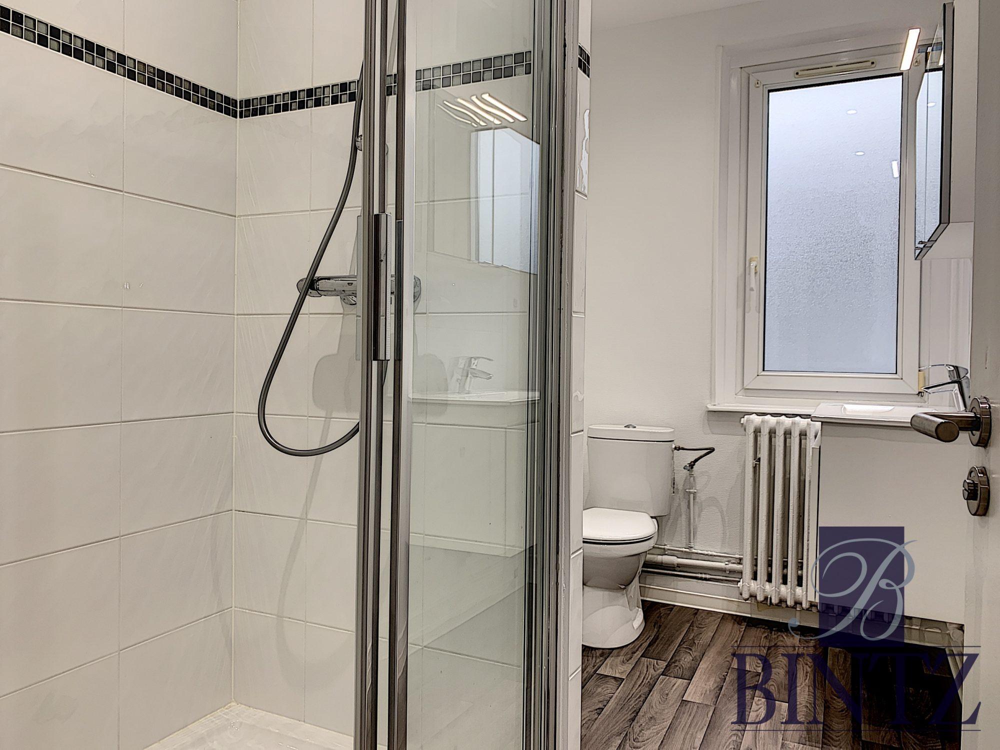Krutenau – 2 pièces entièrement rénové - Devenez locataire en toute sérénité - Bintz Immobilier - 5