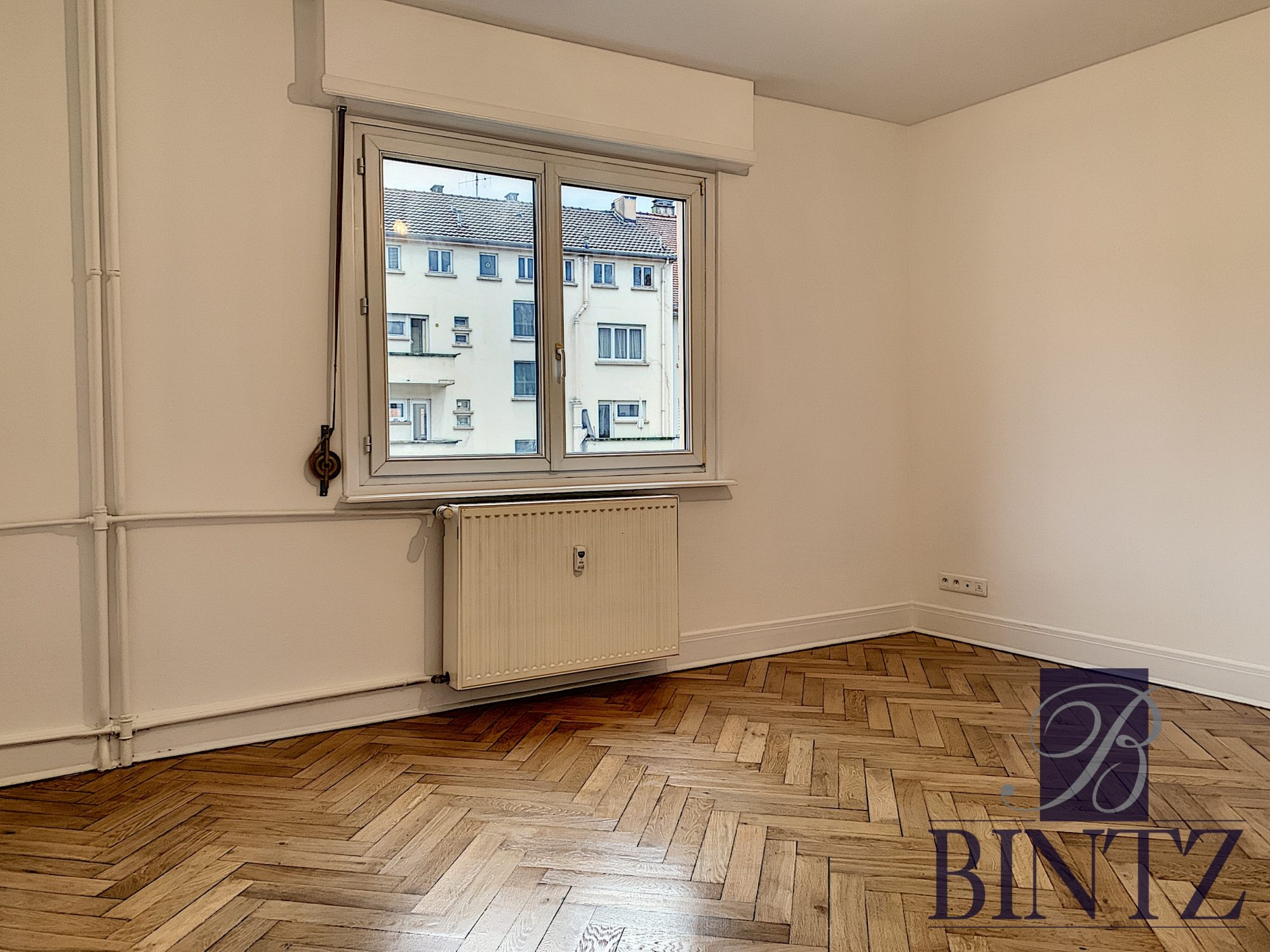 Krutenau – 2 pièces entièrement rénové - Devenez locataire en toute sérénité - Bintz Immobilier - 1