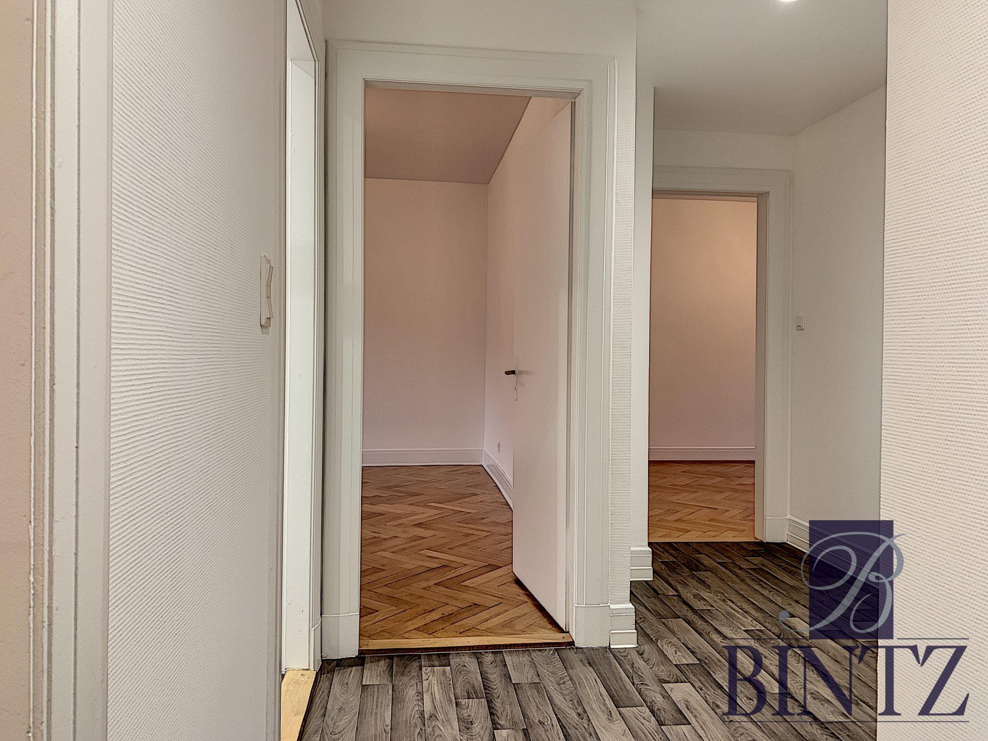 Krutenau – 2 pièces entièrement rénové - Devenez locataire en toute sérénité - Bintz Immobilier - 3