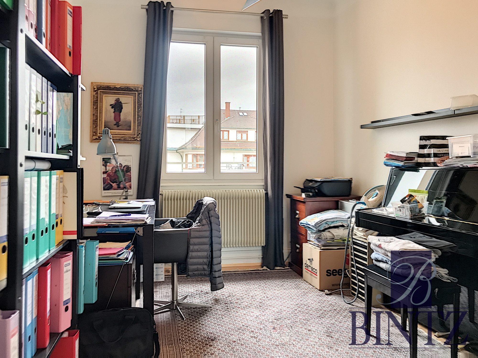 Très beau 8 pièces à l'Orangerie - Devenez locataire en toute sérénité - Bintz Immobilier - 5
