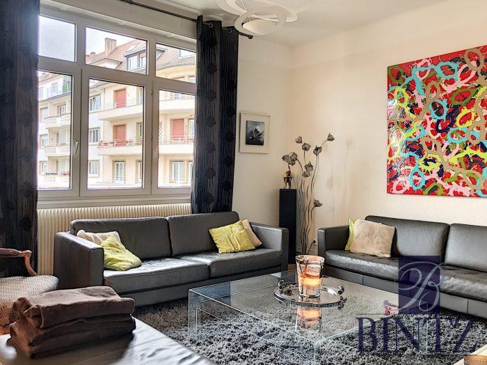 Très beau 8 pièces à l'Orangerie - Devenez locataire en toute sérénité - Bintz Immobilier