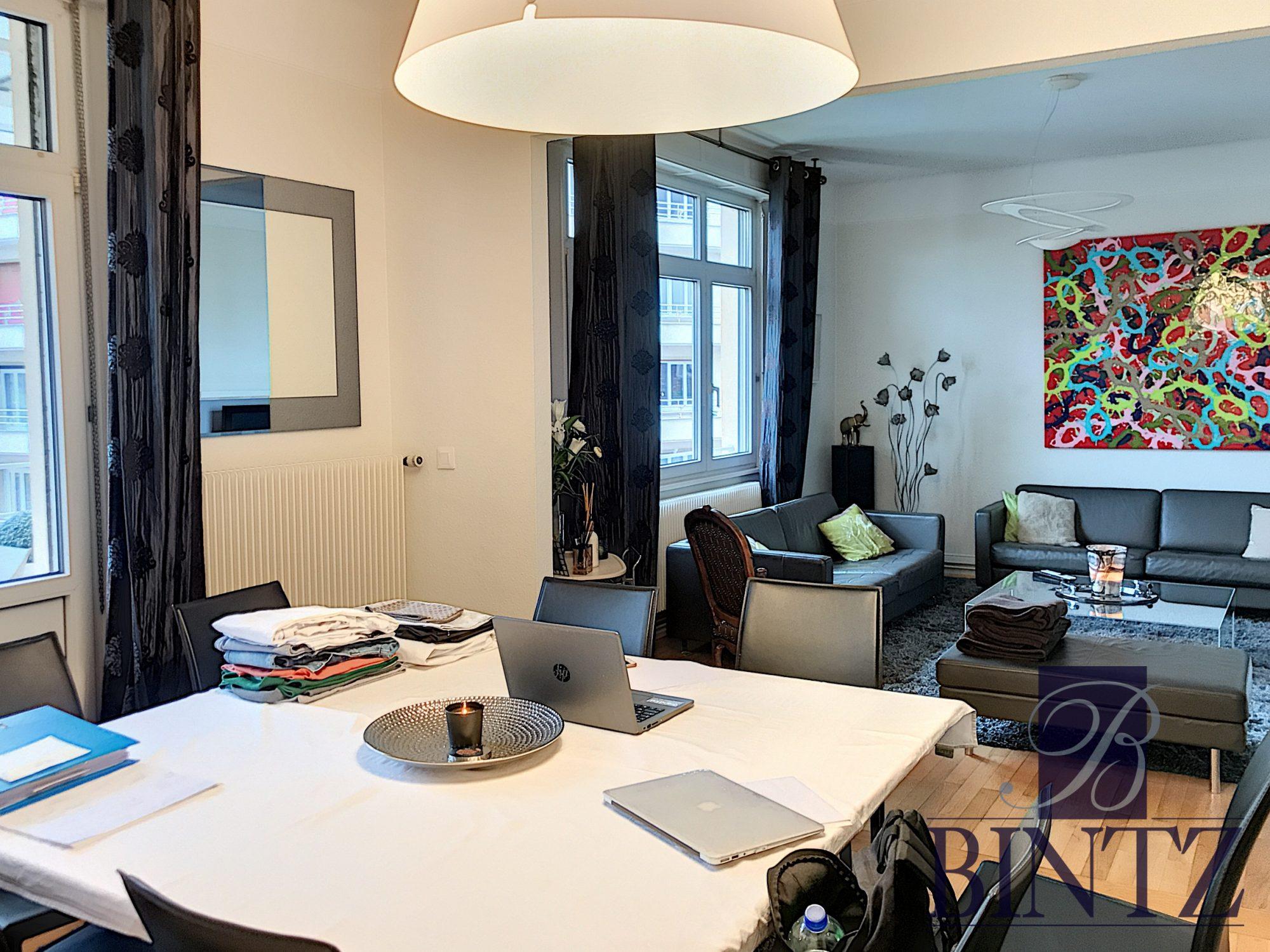 Très beau 8 pièces à l'Orangerie - Devenez locataire en toute sérénité - Bintz Immobilier - 2