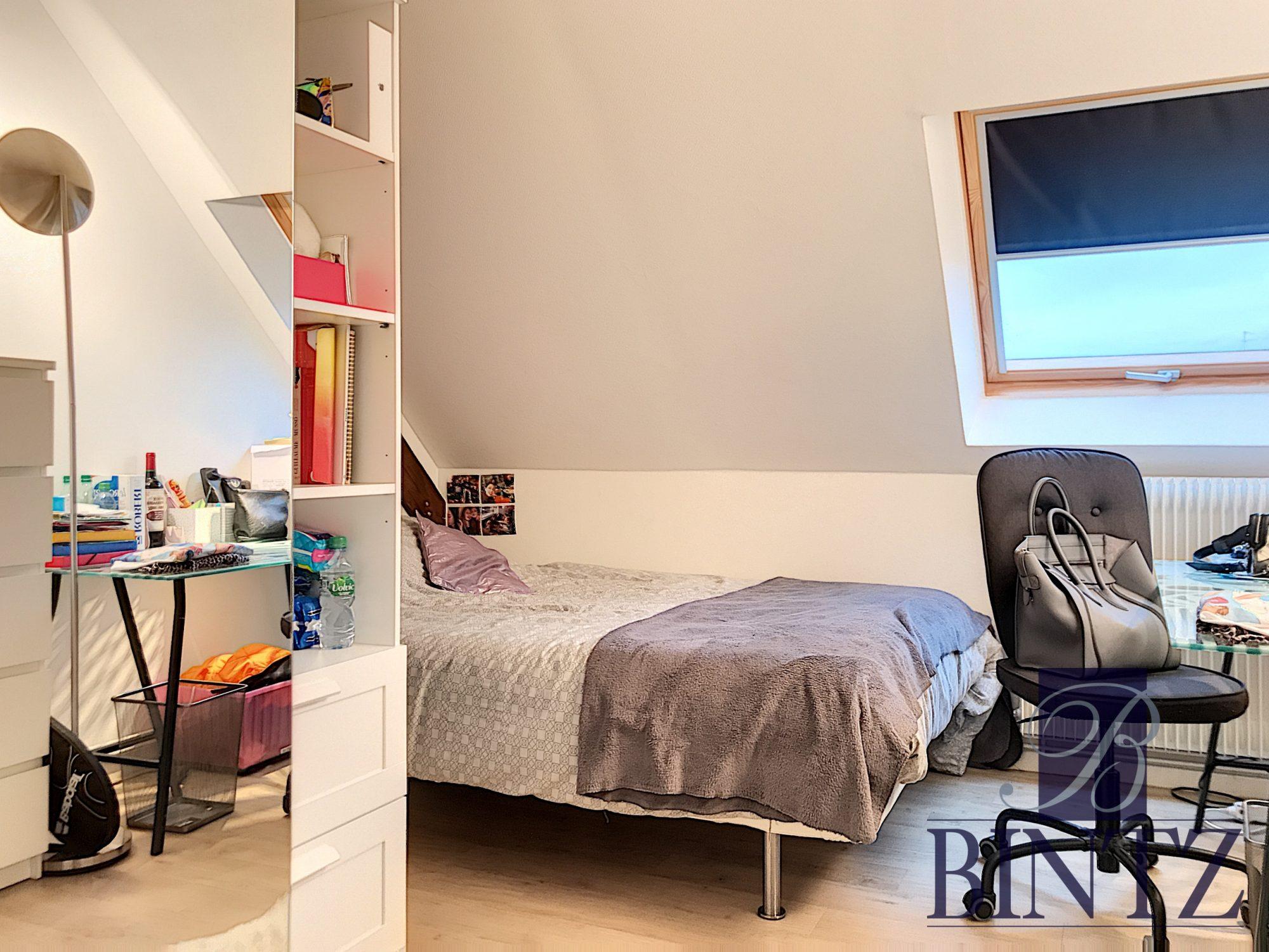 Très beau 8 pièces à l'Orangerie - Devenez locataire en toute sérénité - Bintz Immobilier - 8
