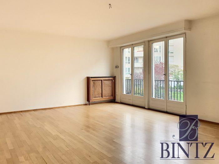 GRAND 3 PIECES AVEC BALCON A LA KRUTENAU - Devenez locataire en toute sérénité - Bintz Immobilier