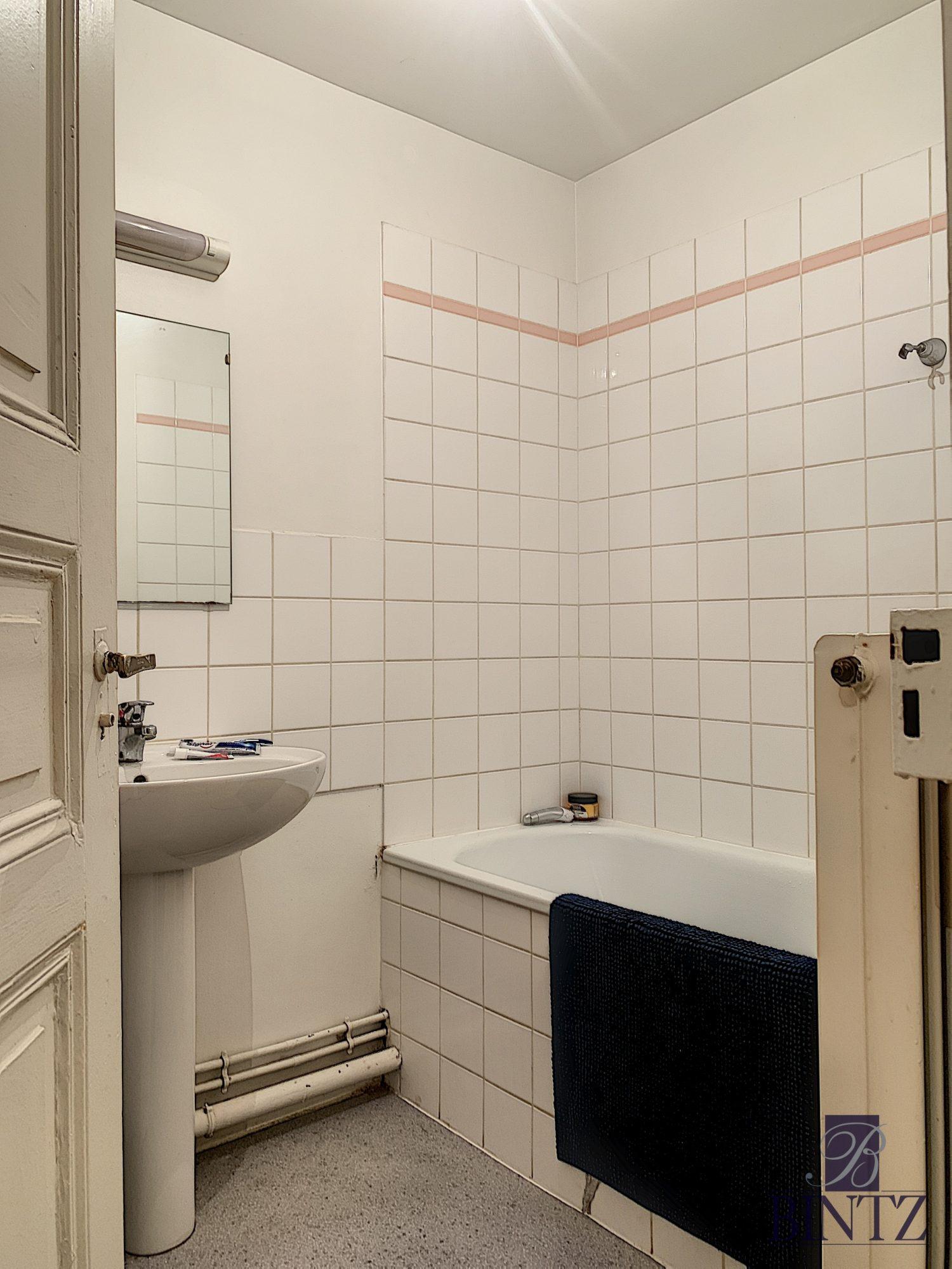 BEAU T1 MUSÉE D'ART MODERNE - Devenez locataire en toute sérénité - Bintz Immobilier - 5