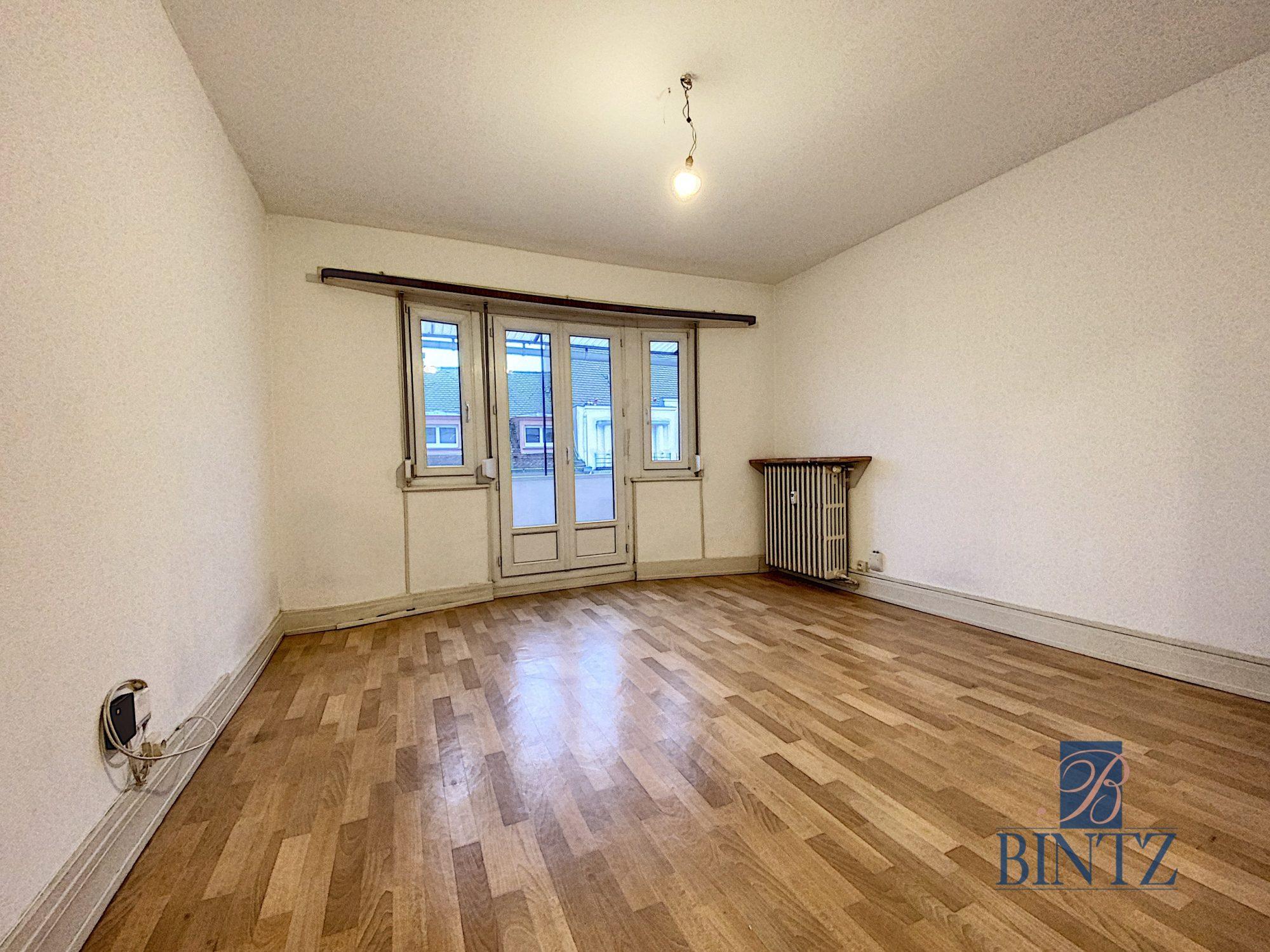 T1 KRUTENAU AVEC BALCON - Devenez locataire en toute sérénité - Bintz Immobilier - 1