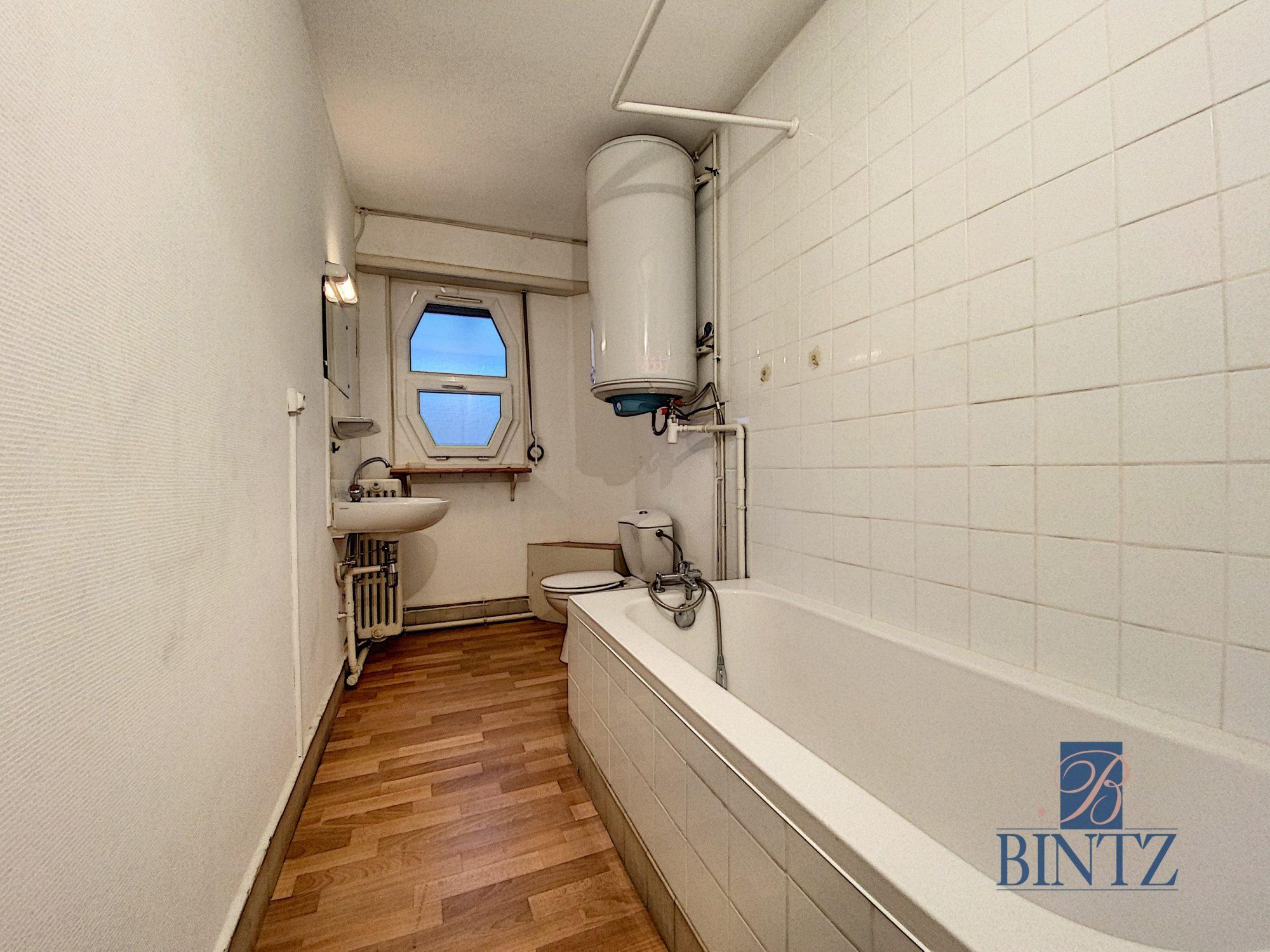 T1 KRUTENAU AVEC BALCON - Devenez locataire en toute sérénité - Bintz Immobilier - 6