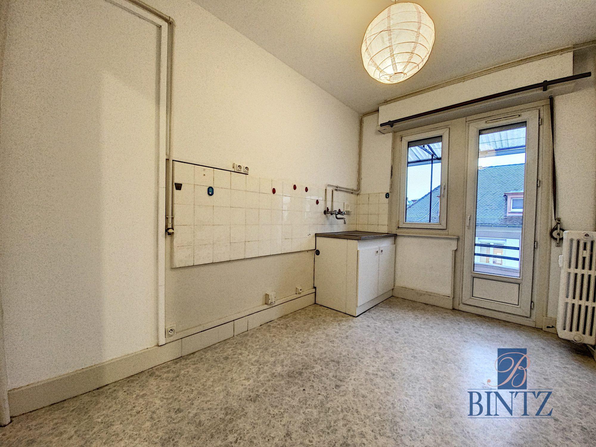 T1 KRUTENAU AVEC BALCON - Devenez locataire en toute sérénité - Bintz Immobilier - 4
