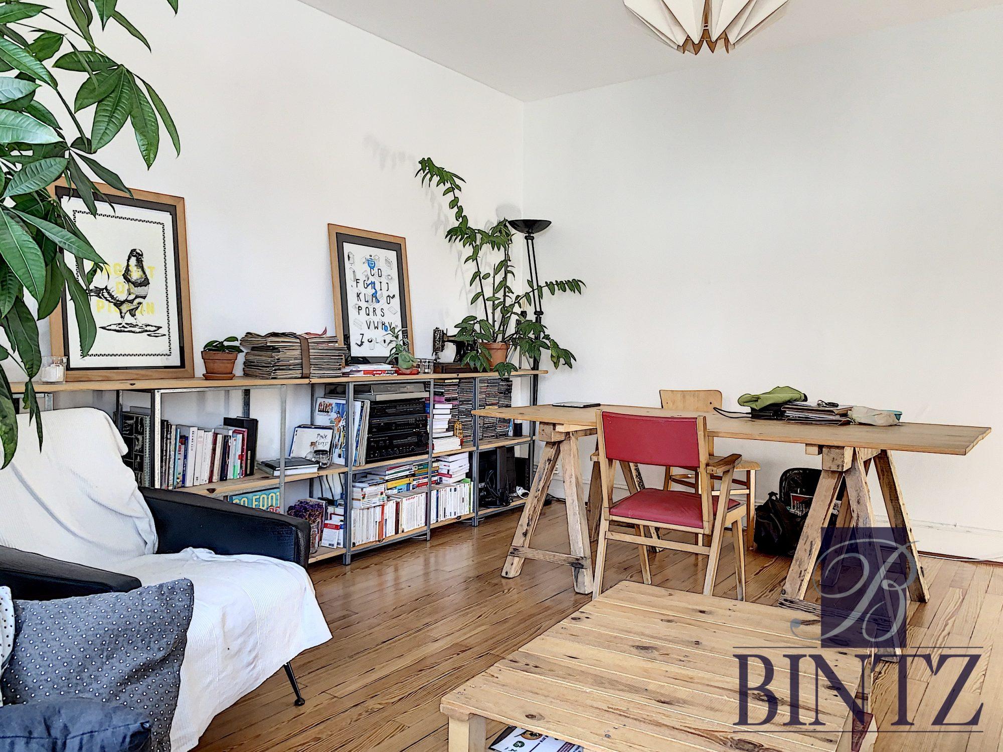 HORRIBLE 2 PIECES - Devenez locataire en toute sérénité - Bintz Immobilier - 1