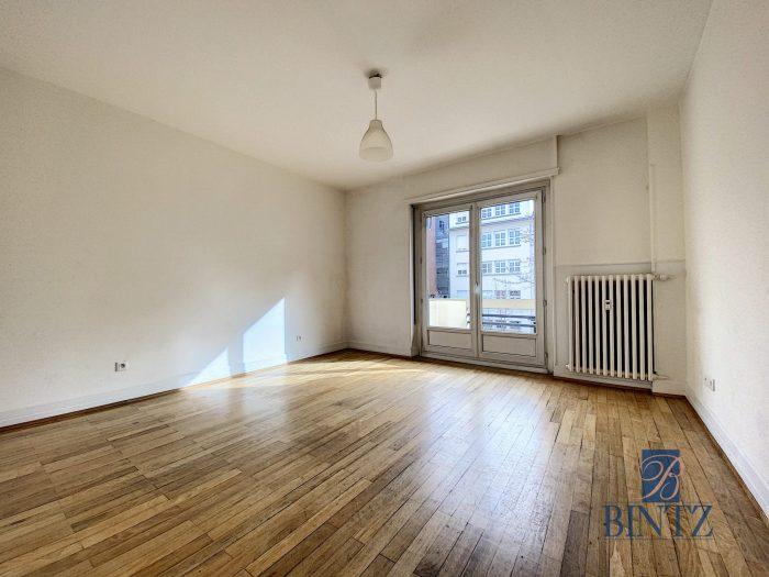 BEL APPARTEMENT T1 À LA KRUTENAU - Devenez locataire en toute sérénité - Bintz Immobilier