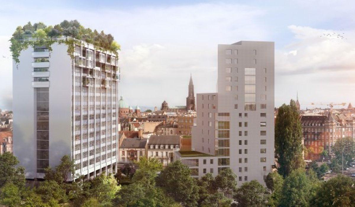 Studio dans résidence neuve - Devenez locataire en toute sérénité - Bintz Immobilier - 5
