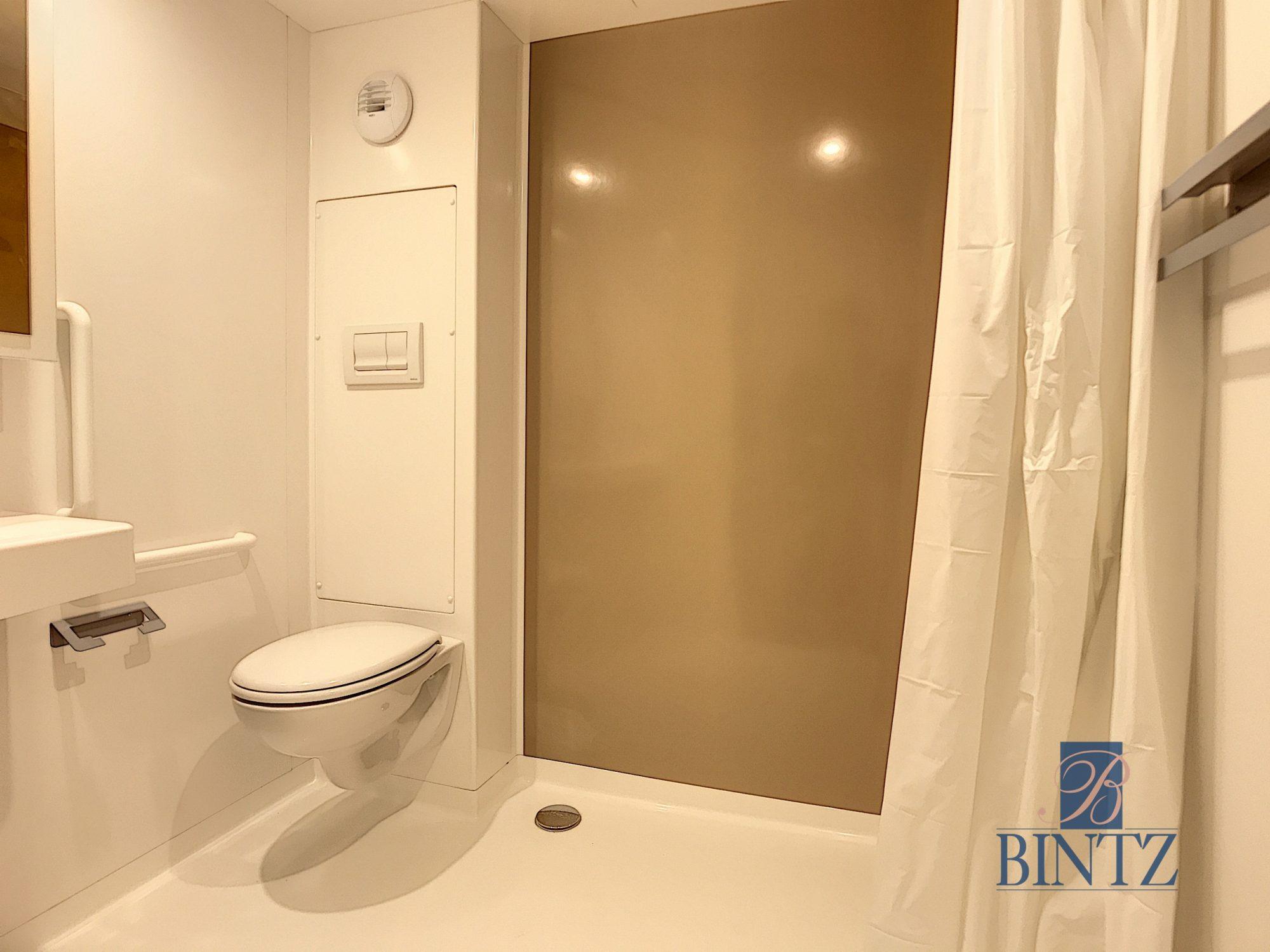 Studio dans résidence neuve - Devenez locataire en toute sérénité - Bintz Immobilier - 4