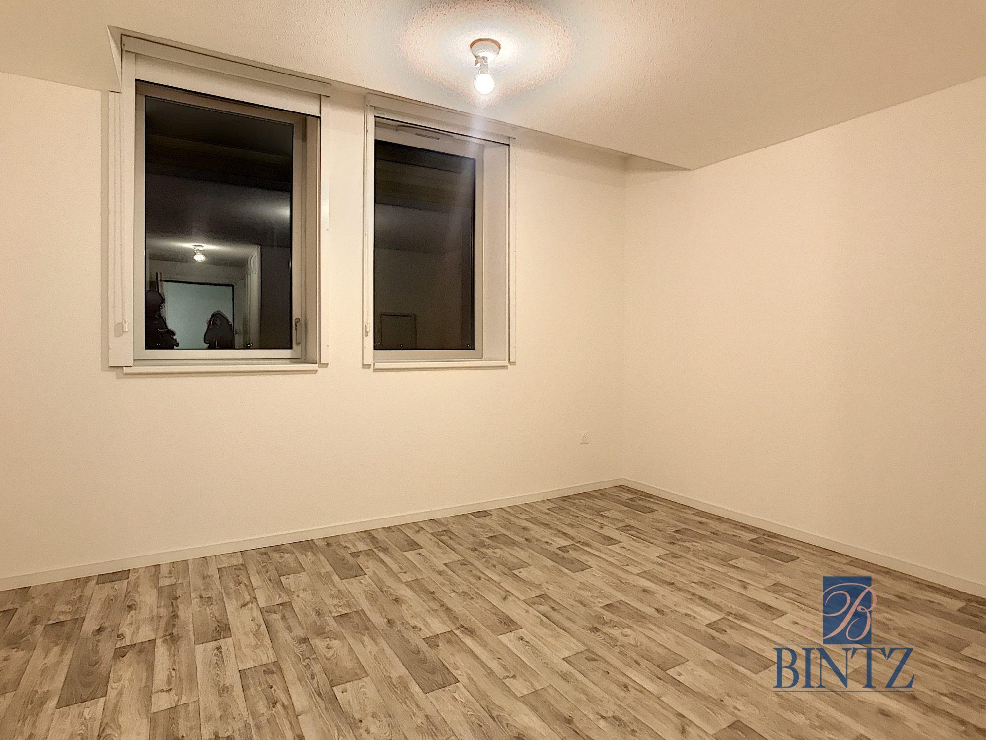 Studio dans résidence neuve - Devenez locataire en toute sérénité - Bintz Immobilier - 2