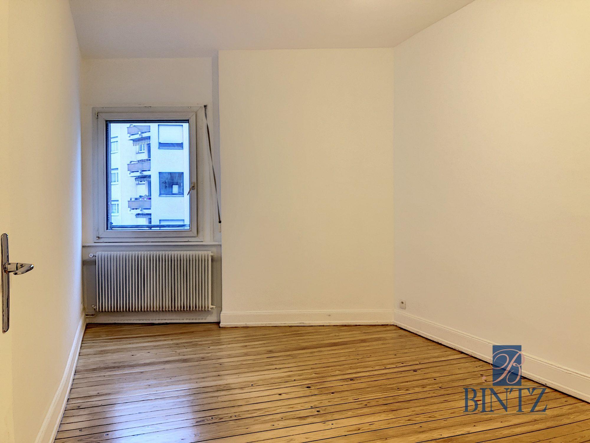 4 PIECES EN DUPLEX KRUTENAU - Devenez locataire en toute sérénité - Bintz Immobilier - 3
