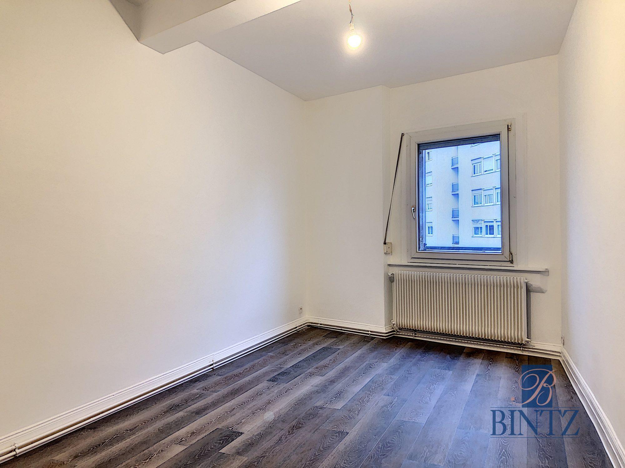 4 PIECES EN DUPLEX KRUTENAU - Devenez locataire en toute sérénité - Bintz Immobilier - 5