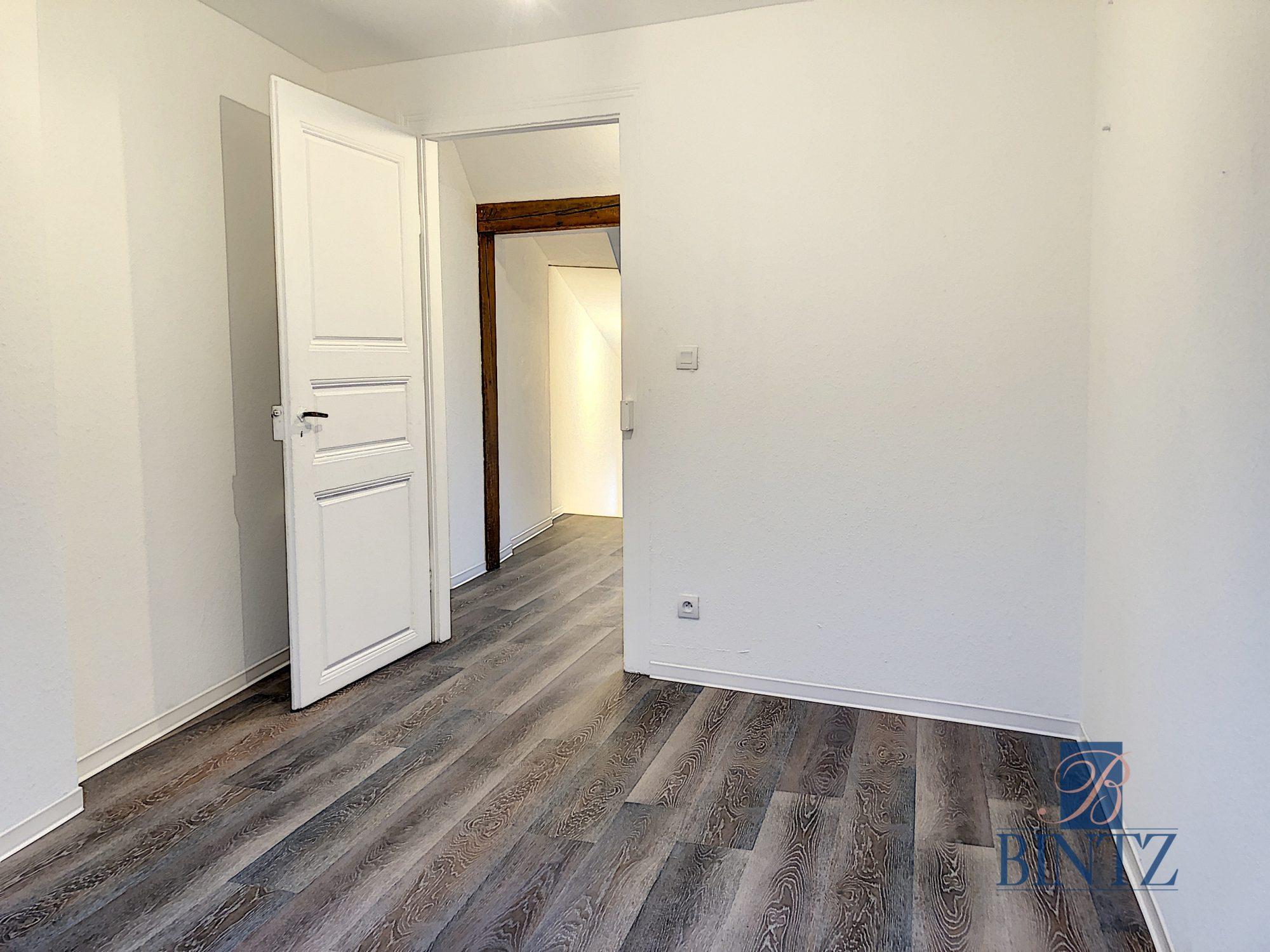 4 PIECES EN DUPLEX KRUTENAU - Devenez locataire en toute sérénité - Bintz Immobilier - 9