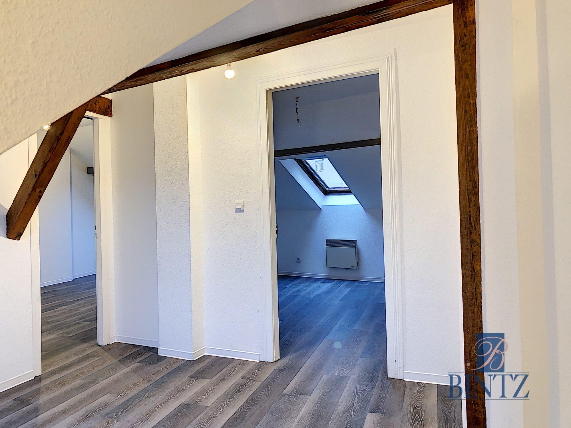 4 PIECES EN DUPLEX KRUTENAU - Devenez locataire en toute sérénité - Bintz Immobilier - 8