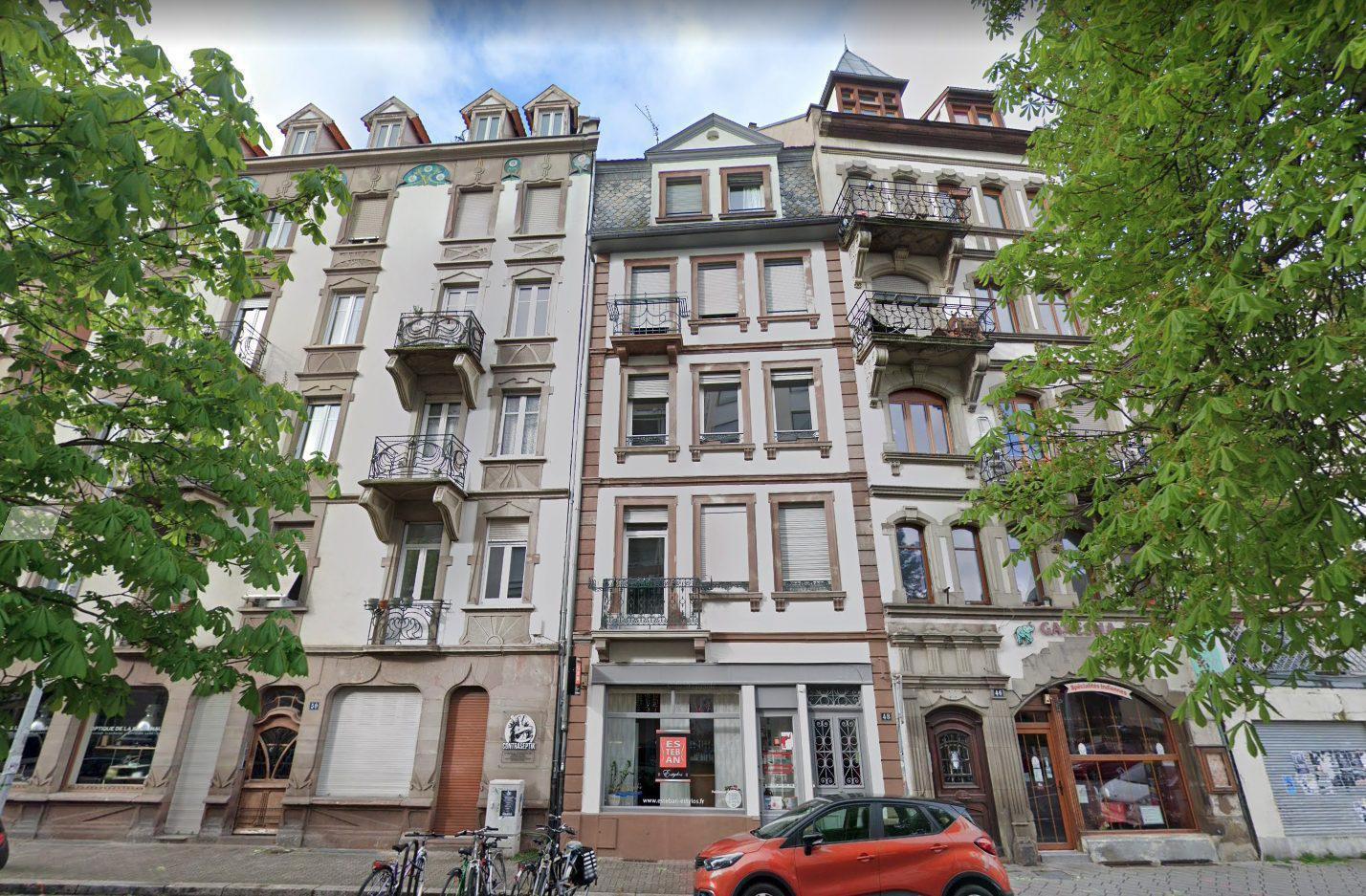 4 PIECES EN DUPLEX KRUTENAU - Devenez locataire en toute sérénité - Bintz Immobilier - 1