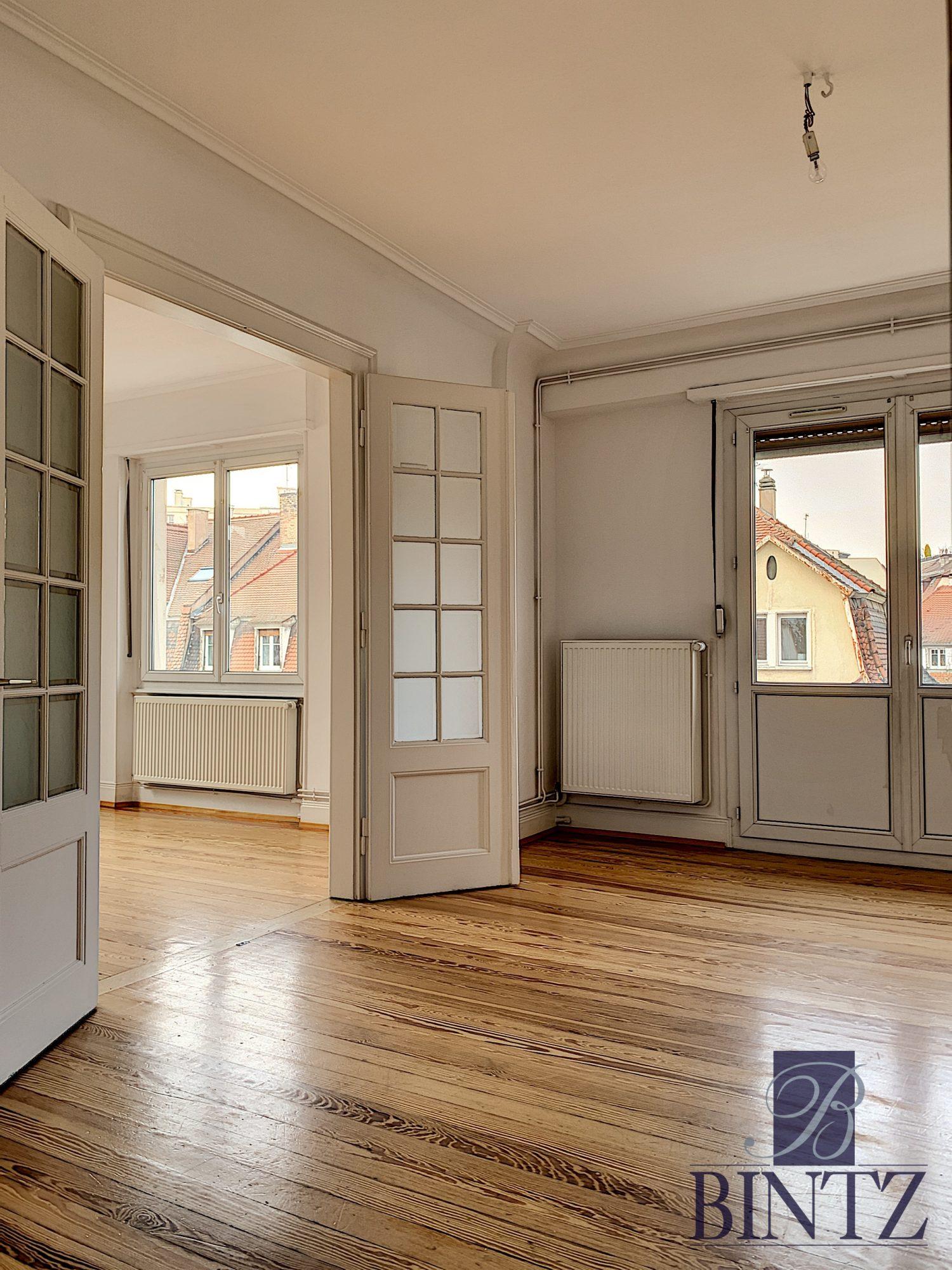 GRAND 5 PIÈCES RÉNOVÉ À NEUDORF - Devenez locataire en toute sérénité - Bintz Immobilier - 8