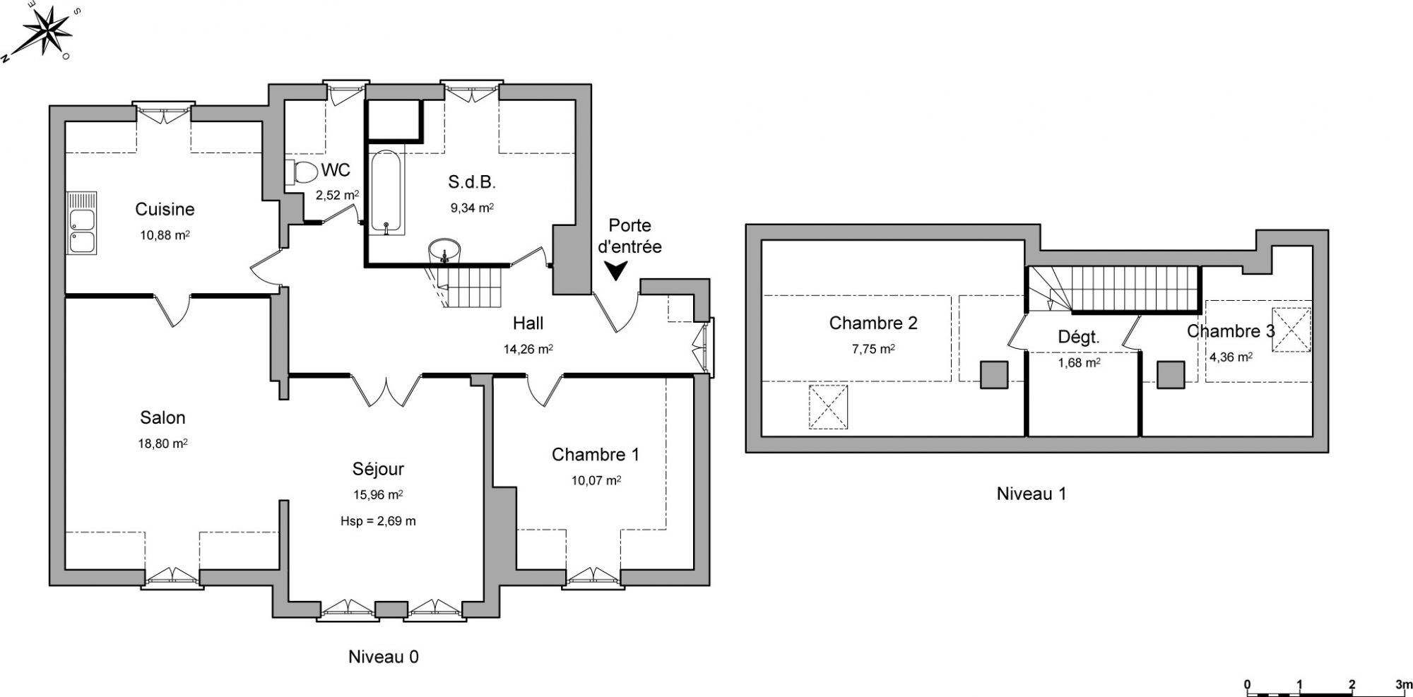 GRAND 5 PIÈCES RÉNOVÉ À NEUDORF - Devenez locataire en toute sérénité - Bintz Immobilier - 2
