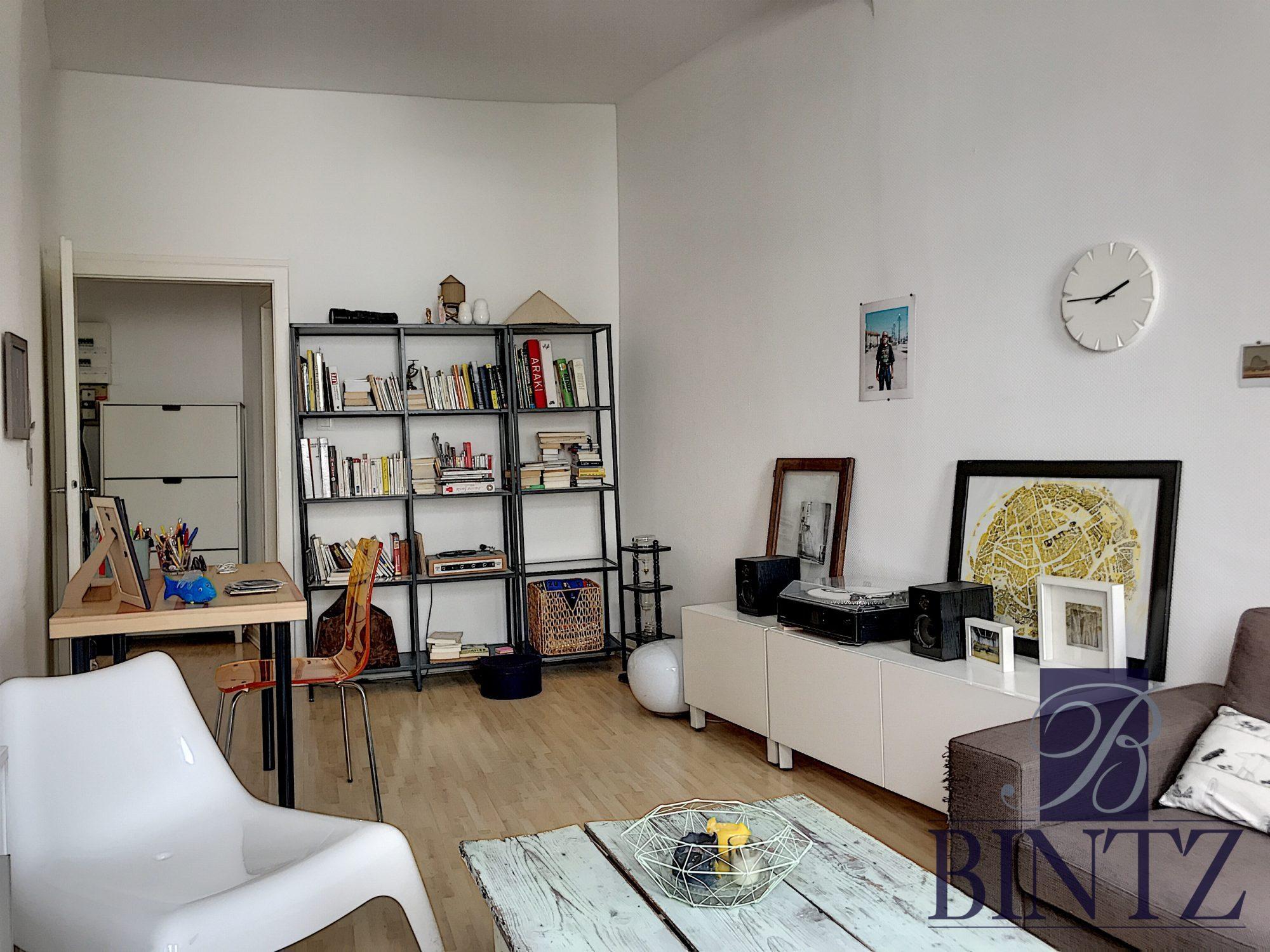 2 PIÈCES RUE DE ZURICH - Devenez locataire en toute sérénité - Bintz Immobilier - 1