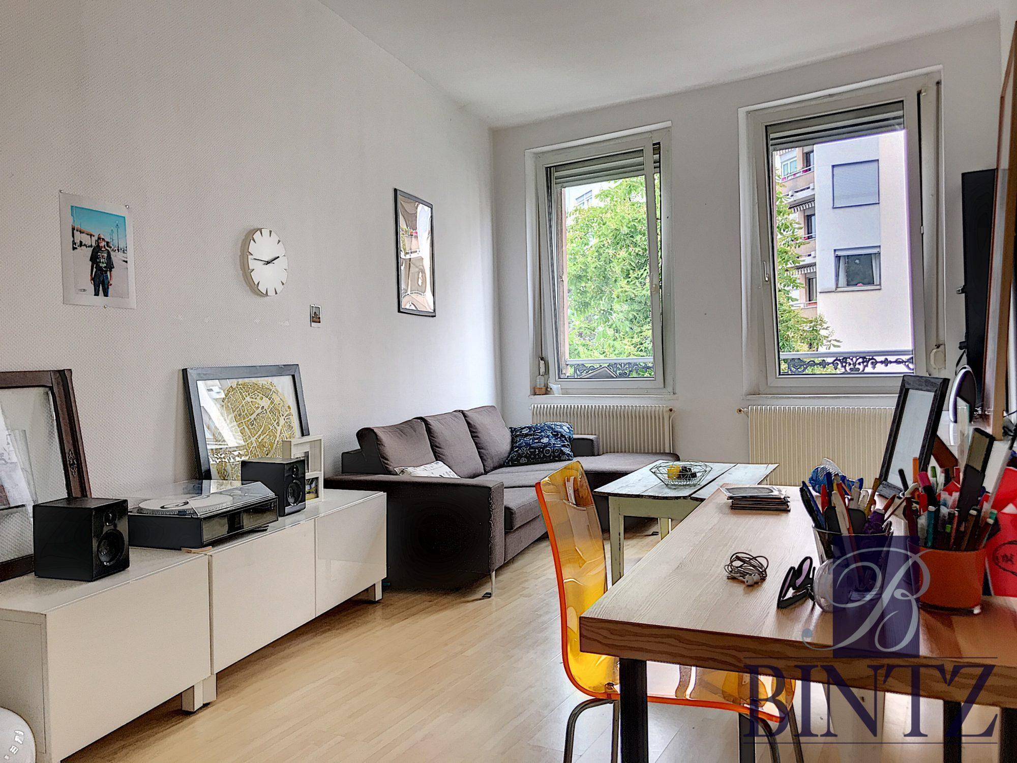 2 PIÈCES RUE DE ZURICH - Devenez locataire en toute sérénité - Bintz Immobilier - 4