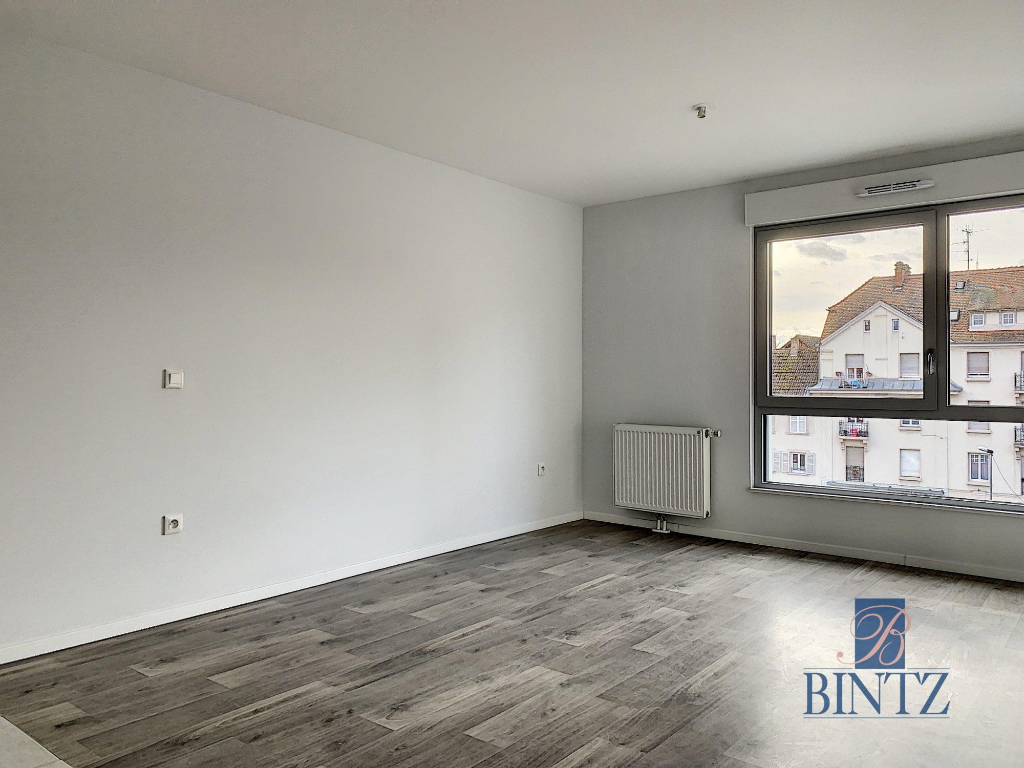 3 Pièces NEUF Quartier des brasseurs - Devenez locataire en toute sérénité - Bintz Immobilier - 3