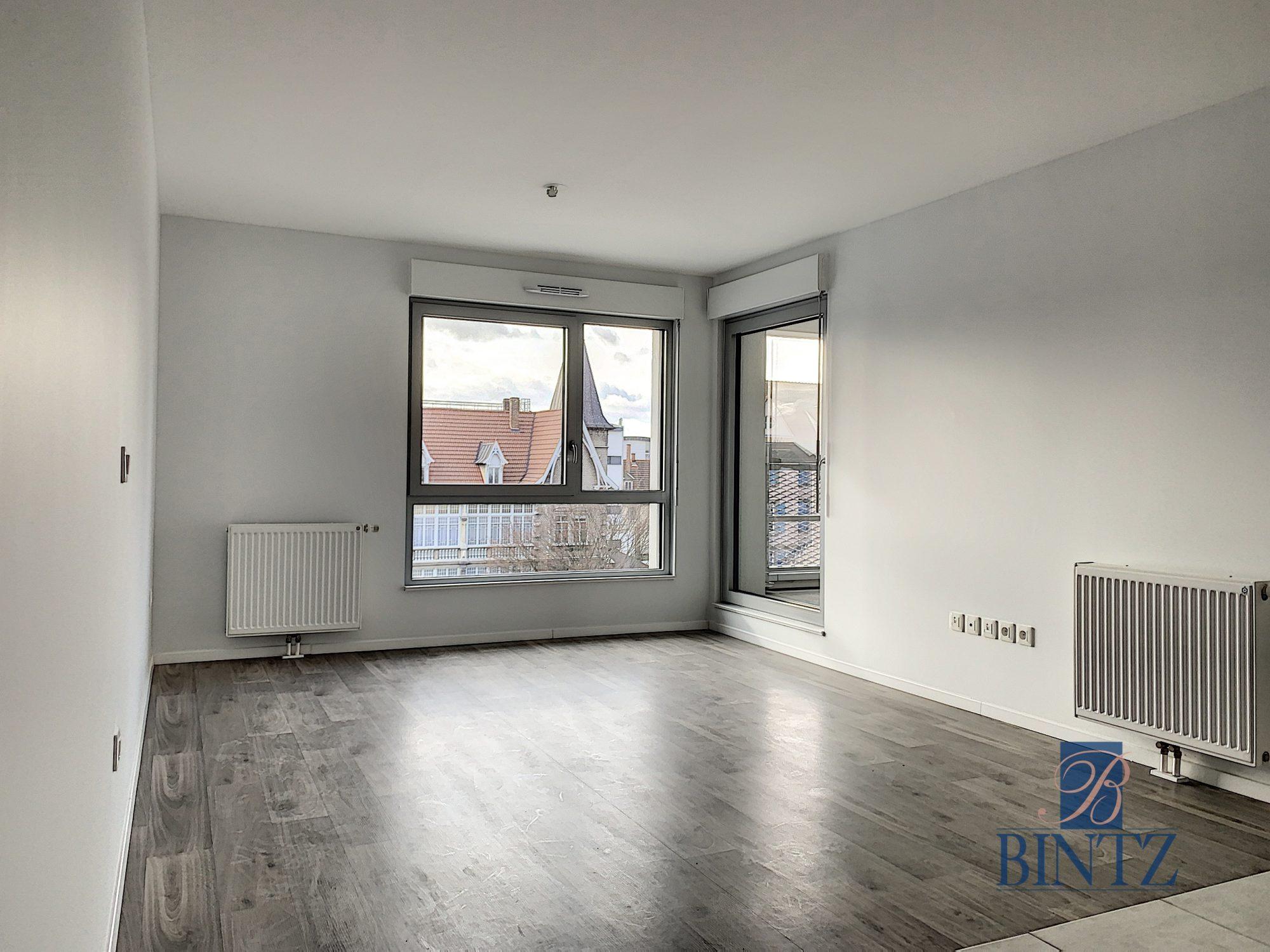 3 Pièces NEUF Quartier des brasseurs - Devenez locataire en toute sérénité - Bintz Immobilier - 4