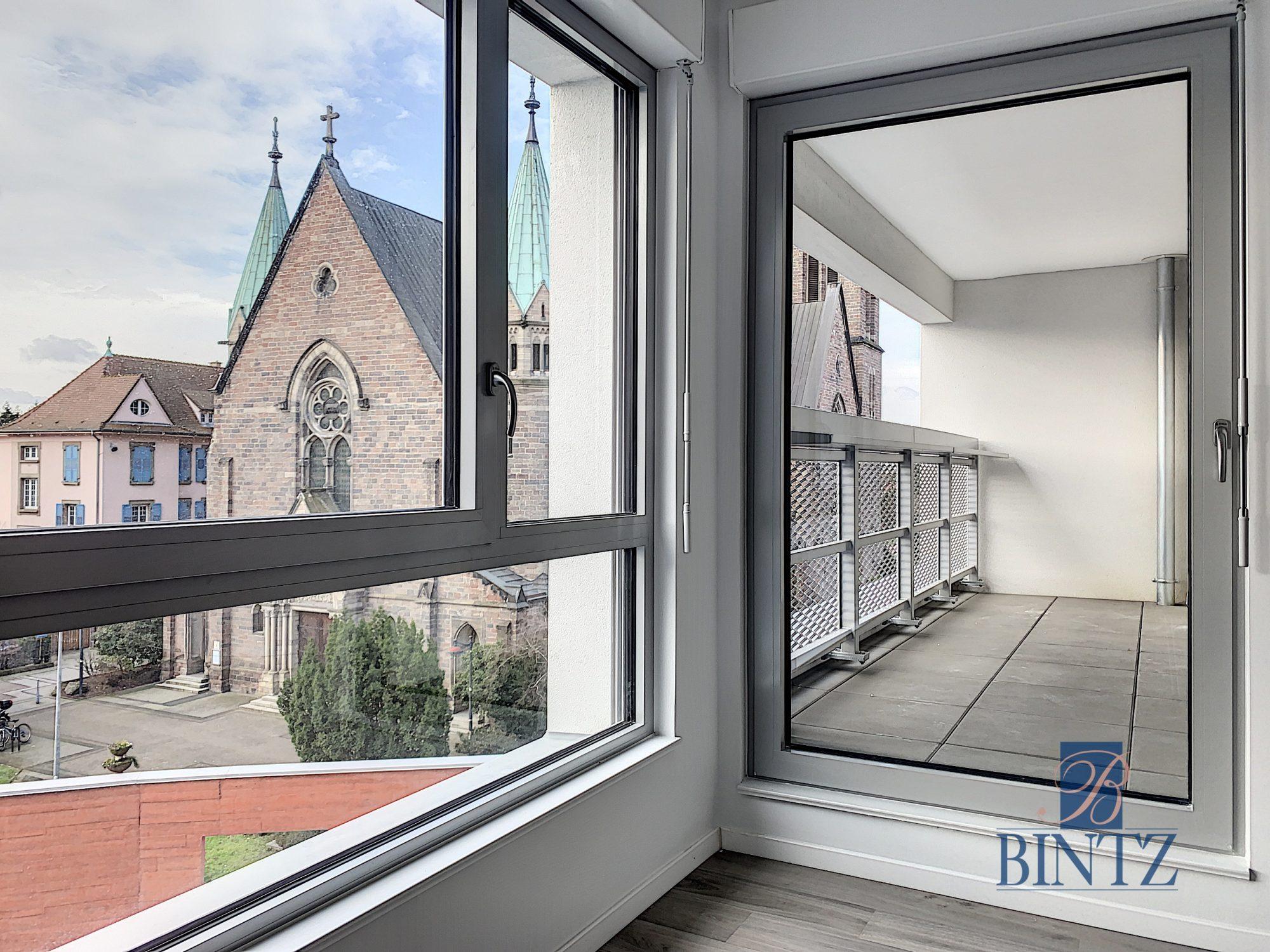 3 Pièces NEUF Quartier des brasseurs - Devenez locataire en toute sérénité - Bintz Immobilier - 1