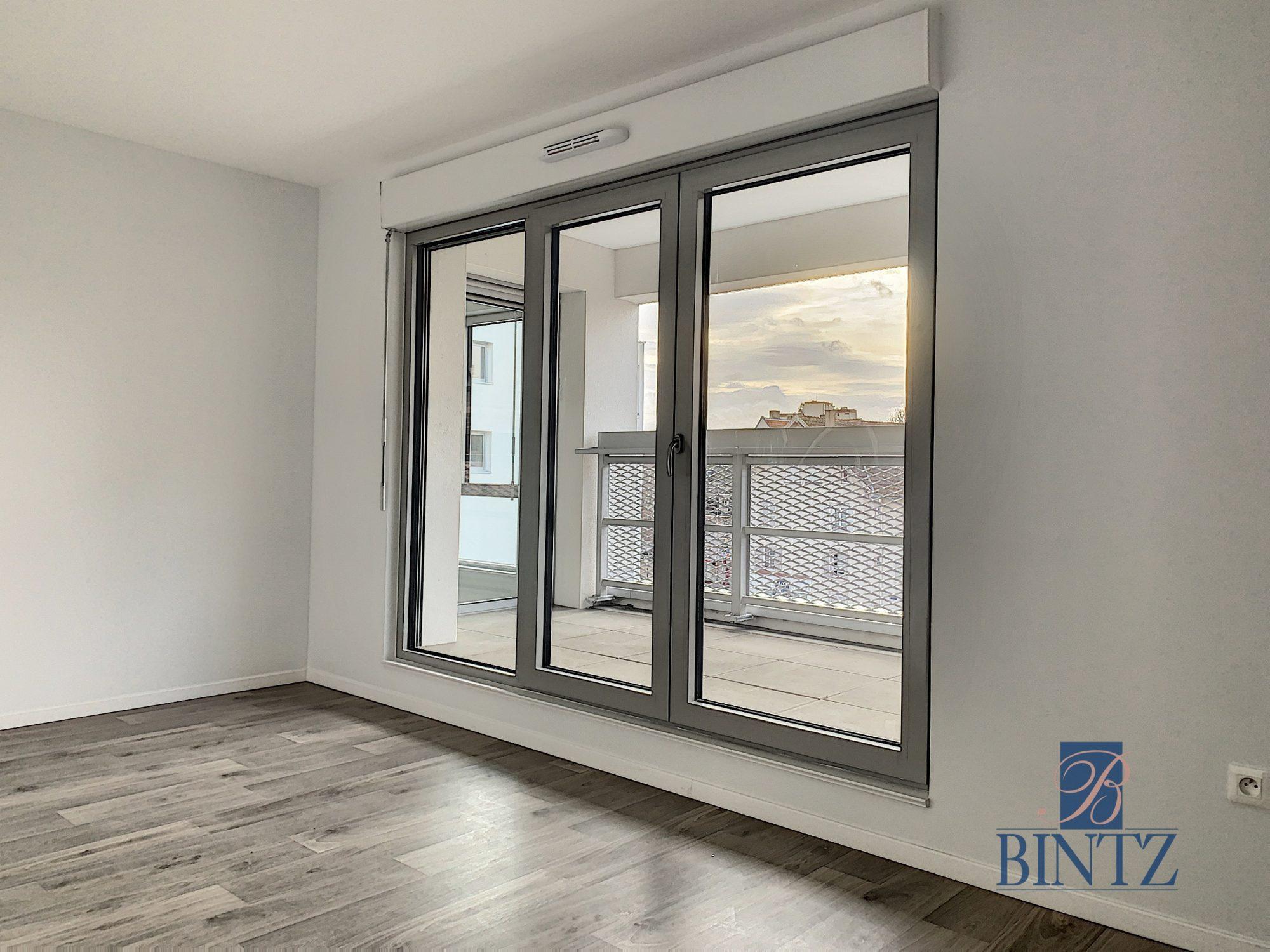 3 Pièces NEUF Quartier des brasseurs - Devenez locataire en toute sérénité - Bintz Immobilier - 8
