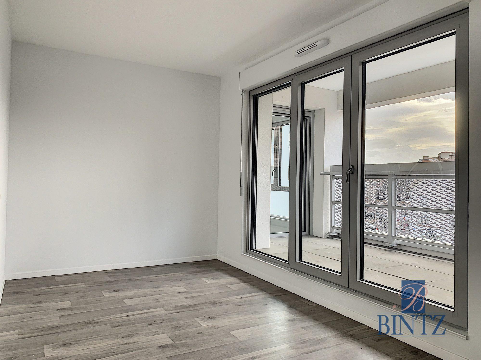 3 Pièces NEUF Quartier des brasseurs - Devenez locataire en toute sérénité - Bintz Immobilier - 6