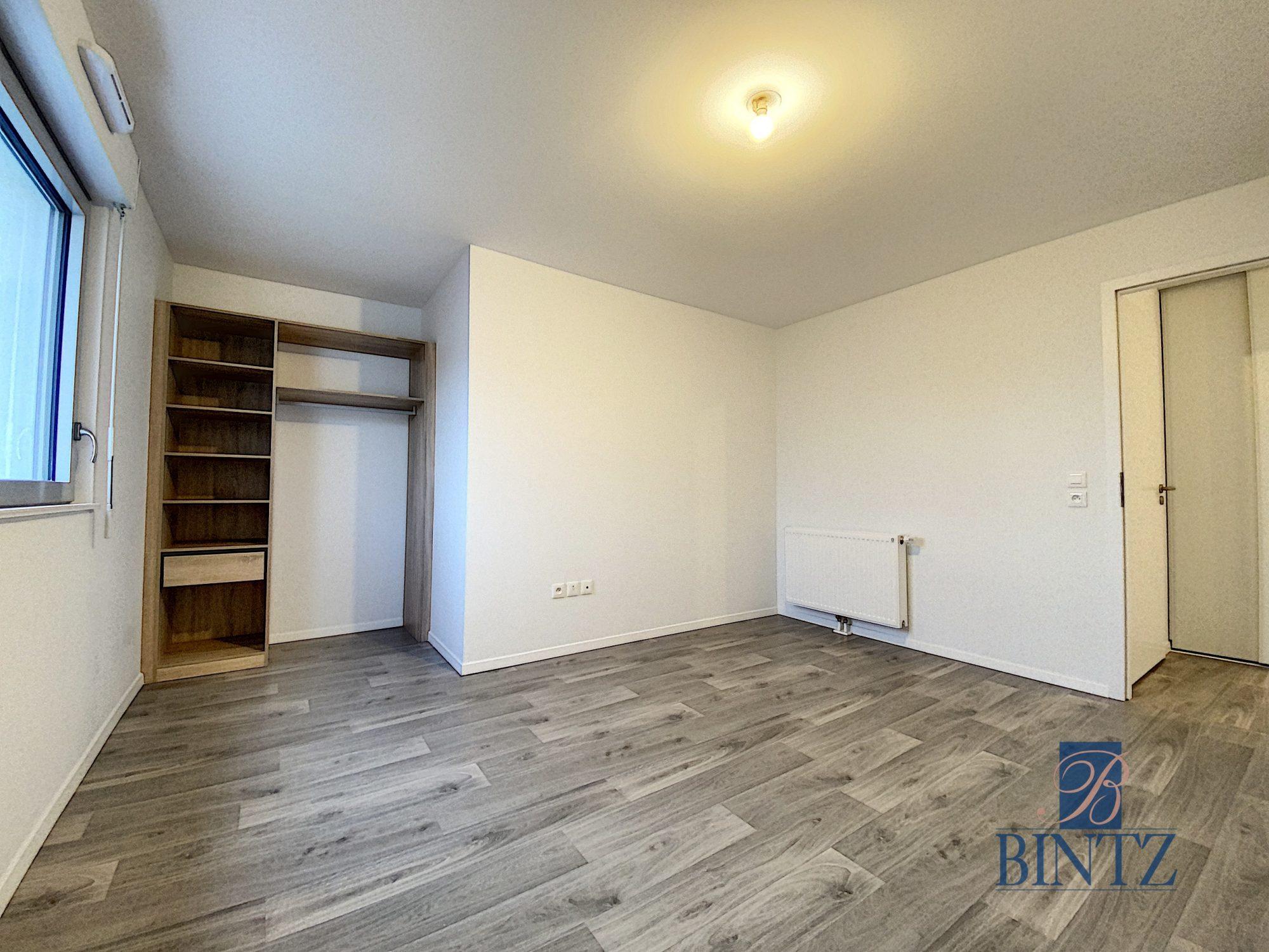 3 Pièces NEUF Quartier des brasseurs - Devenez locataire en toute sérénité - Bintz Immobilier - 5