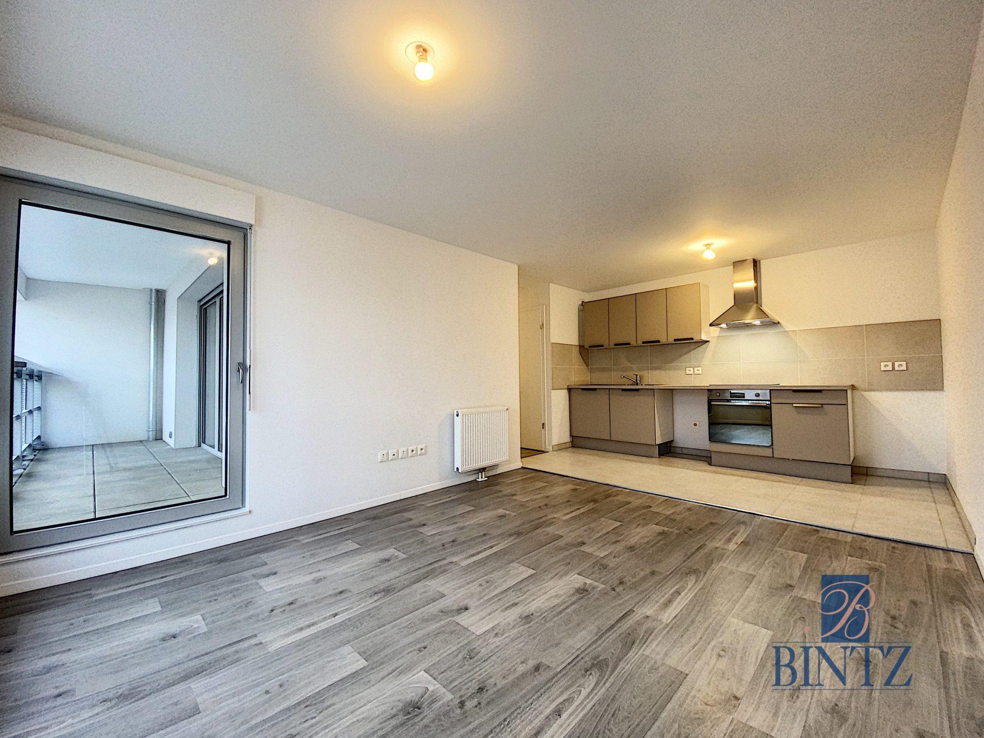 3 Pièces NEUF Quartier des brasseurs - Devenez locataire en toute sérénité - Bintz Immobilier - 2