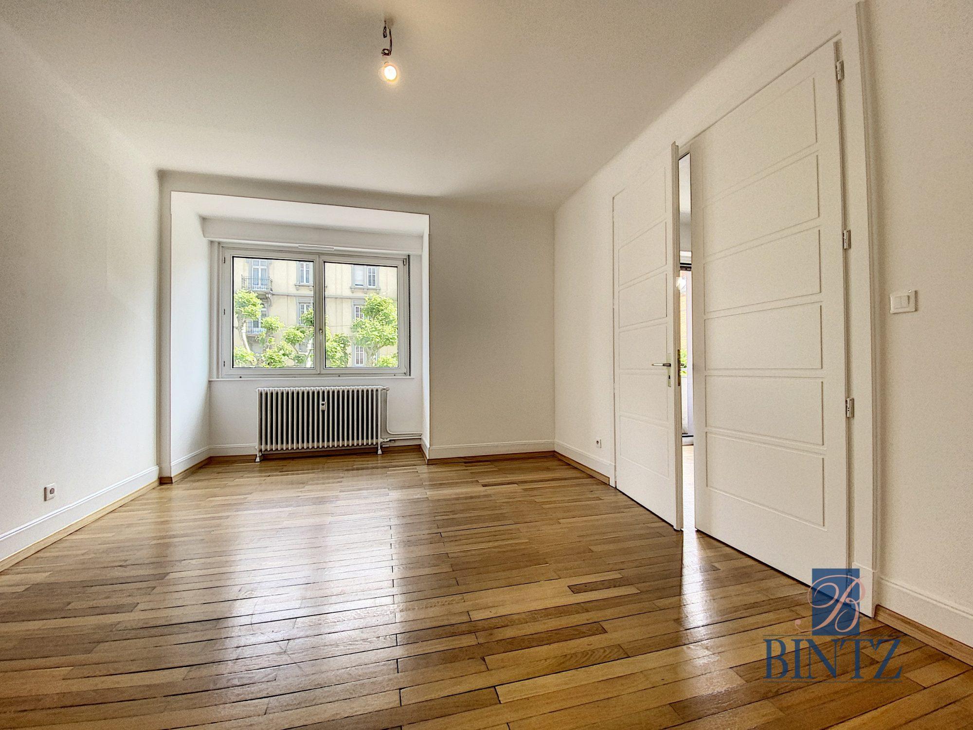 3 PIECES REFAIT A NEUF MUSEE D'ART MODERNE - Devenez locataire en toute sérénité - Bintz Immobilier - 8