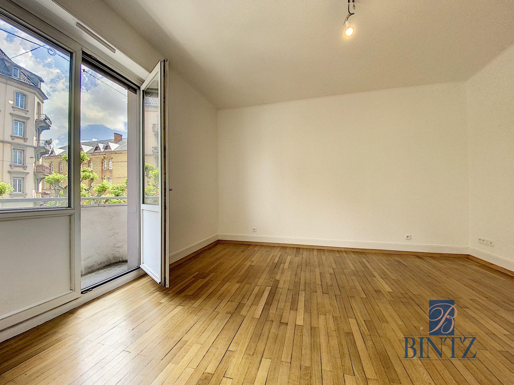 3 PIECES REFAIT A NEUF MUSEE D'ART MODERNE - Devenez locataire en toute sérénité - Bintz Immobilier - 2