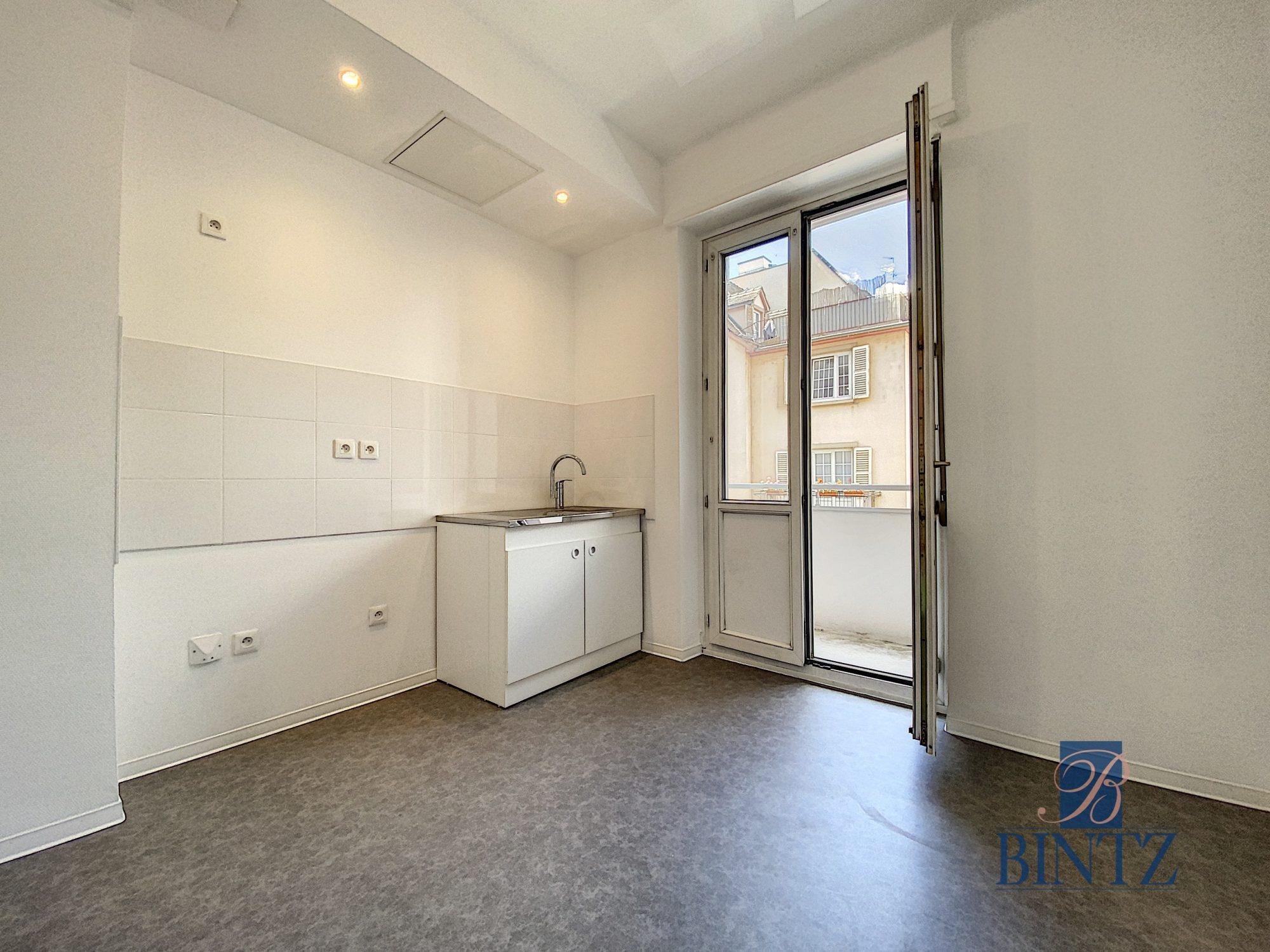 3 PIECES REFAIT A NEUF MUSEE D'ART MODERNE - Devenez locataire en toute sérénité - Bintz Immobilier - 4