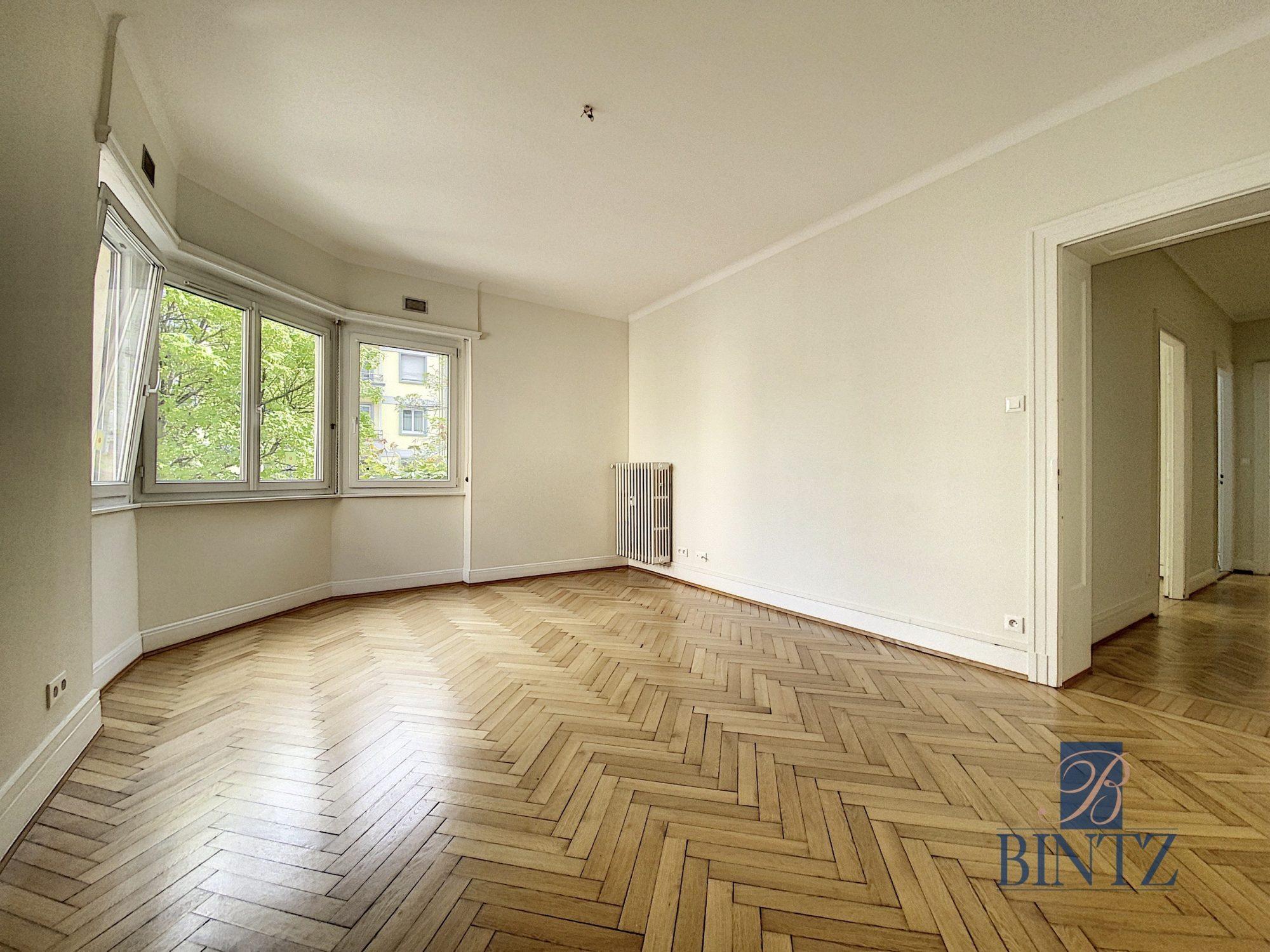 DEUX PIECES RENOVE ORANGERIE - Devenez locataire en toute sérénité - Bintz Immobilier - 1