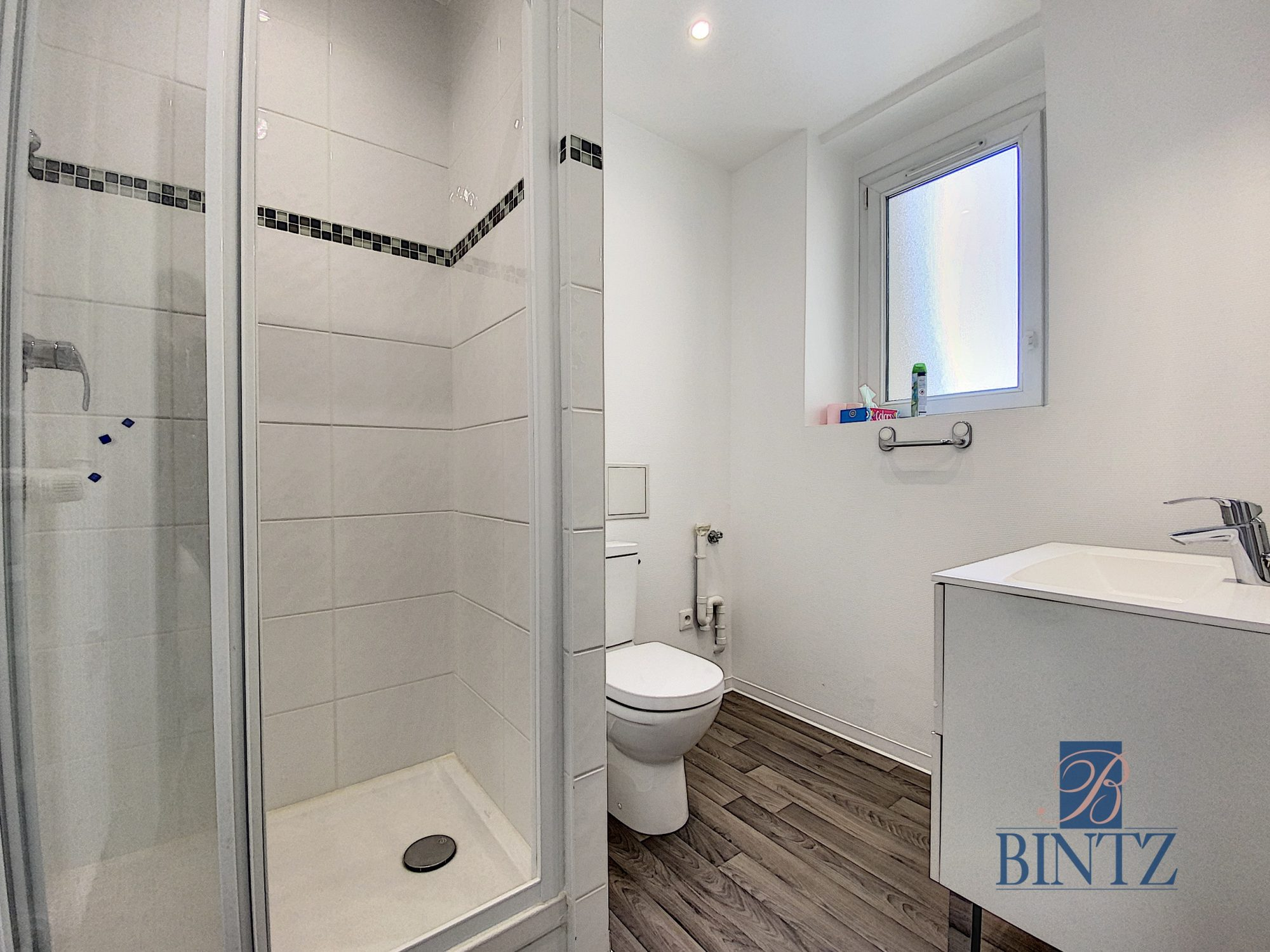 DEUX PIECES RENOVE ORANGERIE - Devenez locataire en toute sérénité - Bintz Immobilier - 3