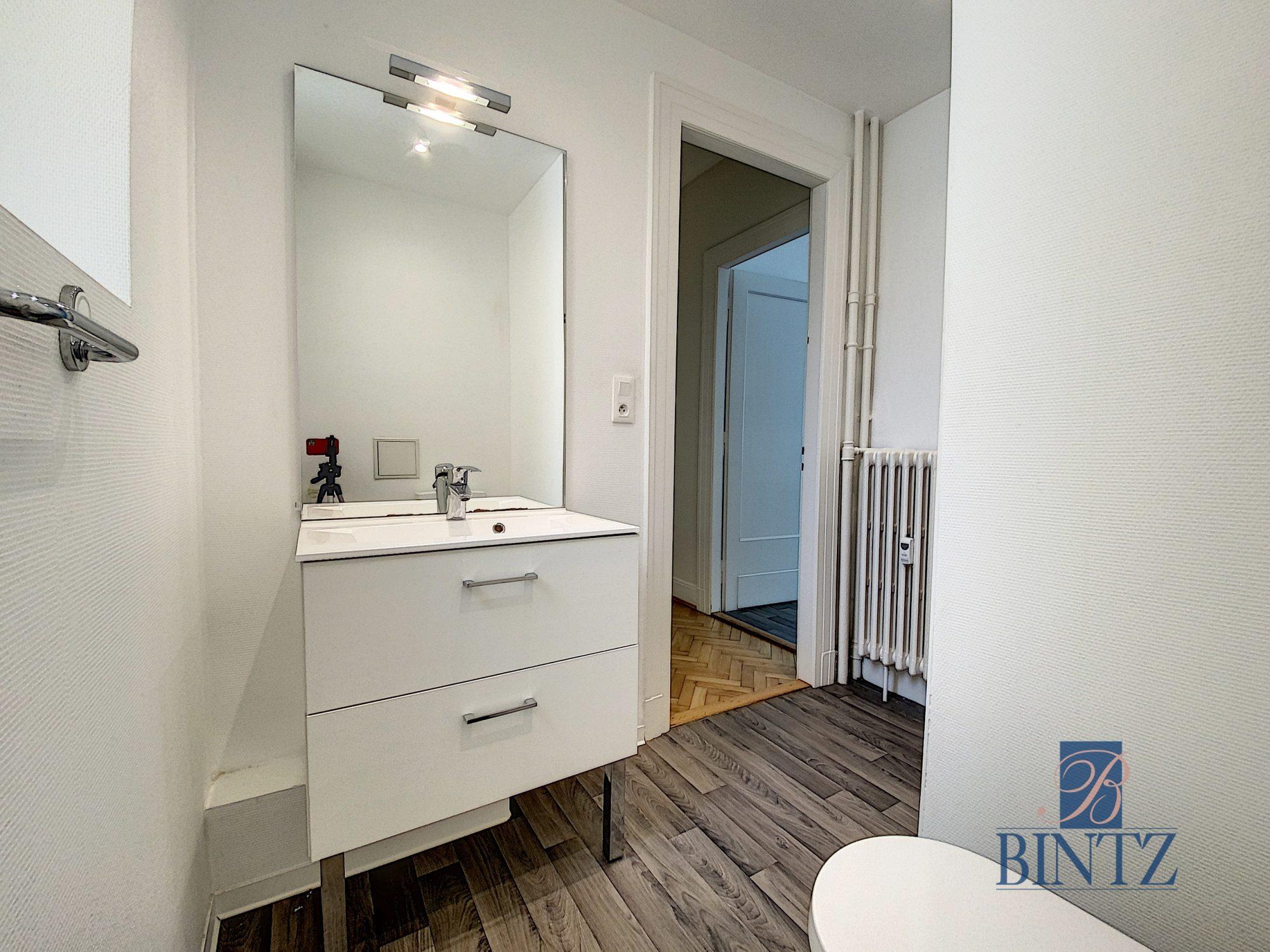 DEUX PIECES RENOVE ORANGERIE - Devenez locataire en toute sérénité - Bintz Immobilier - 4